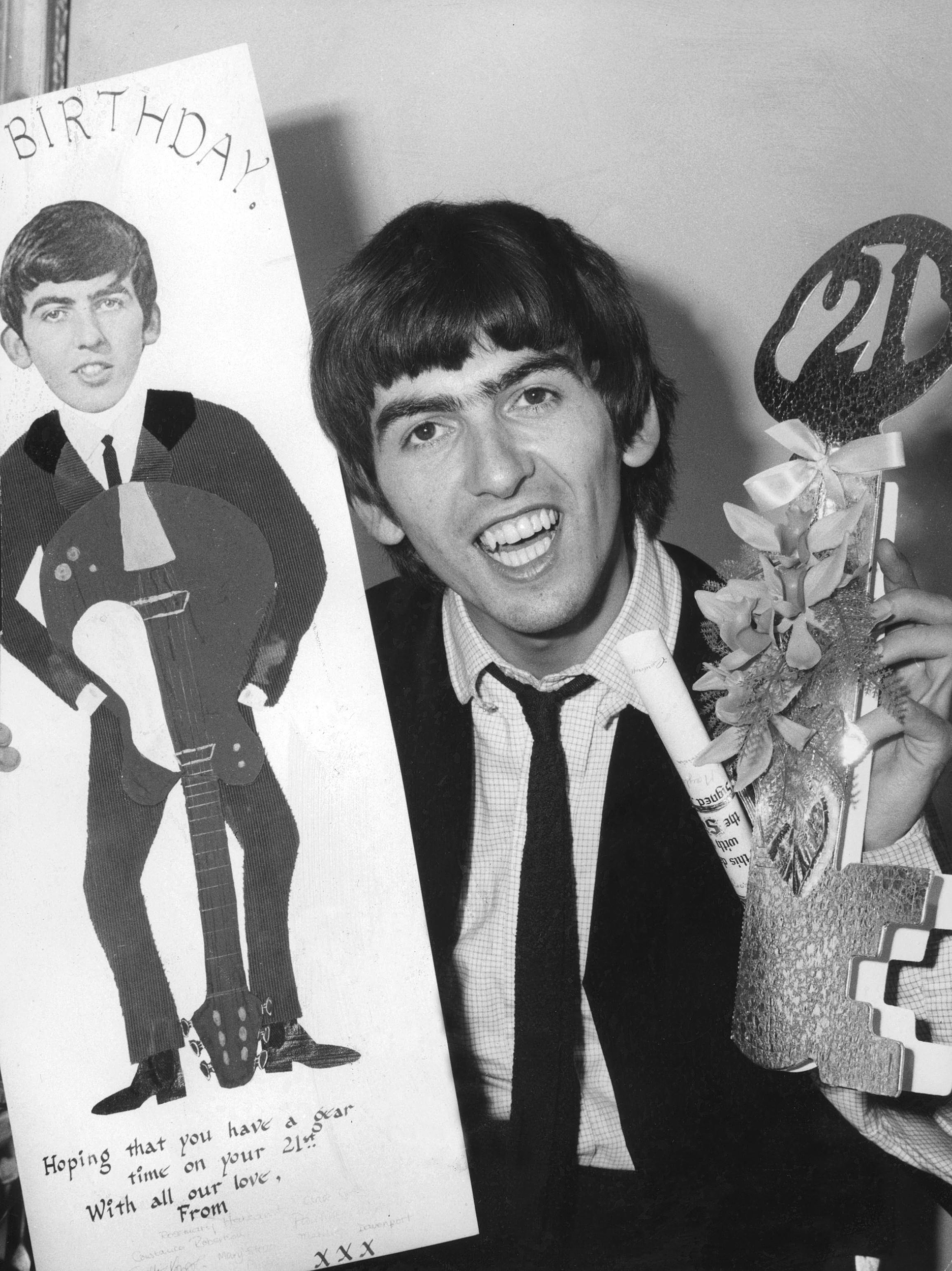 George Harrison At 75 How The Quietest Beatle Became The Most Popular One Of All