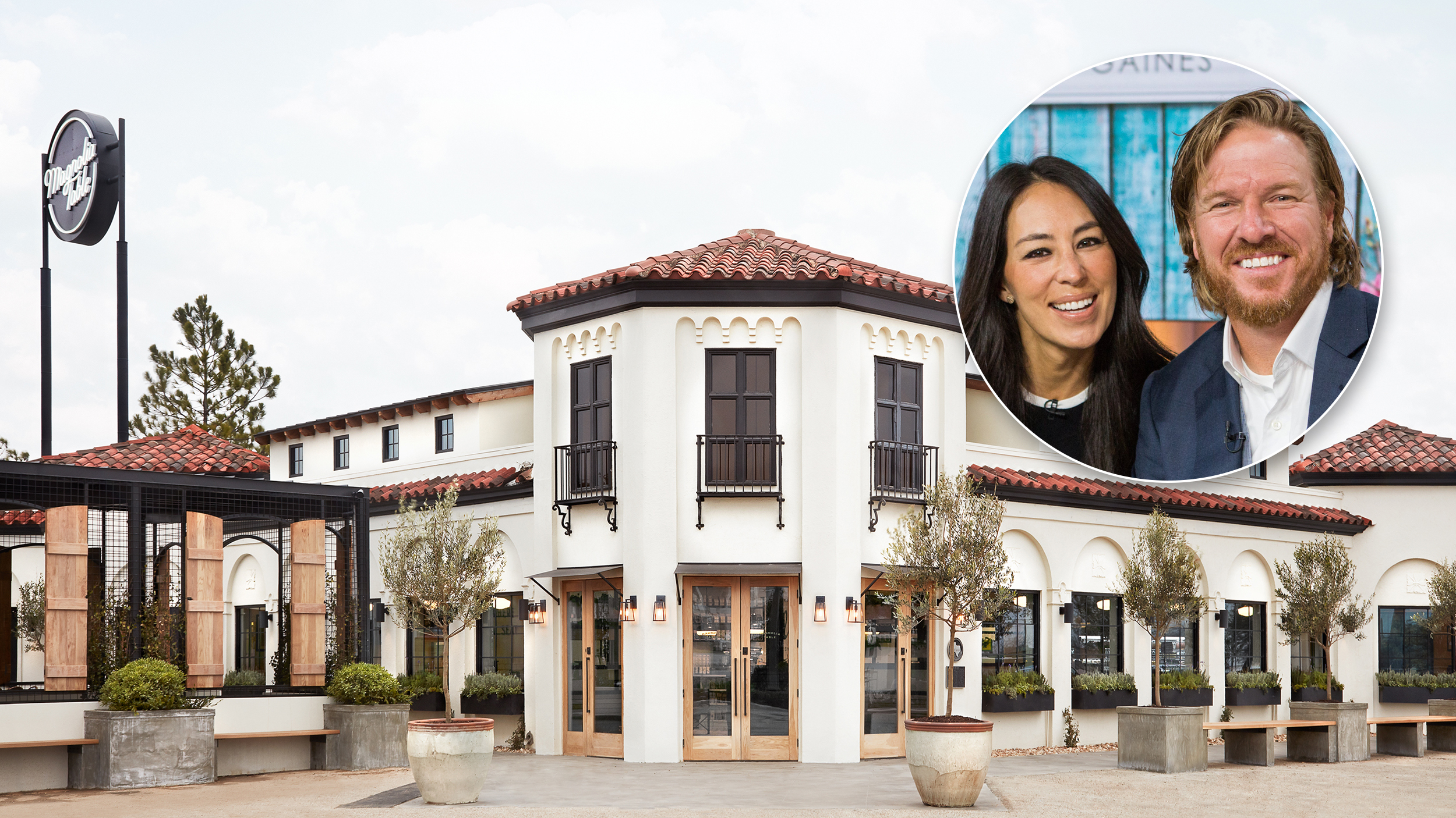 Chip and Joanna Gaines' Magnolia Table restaurant now open