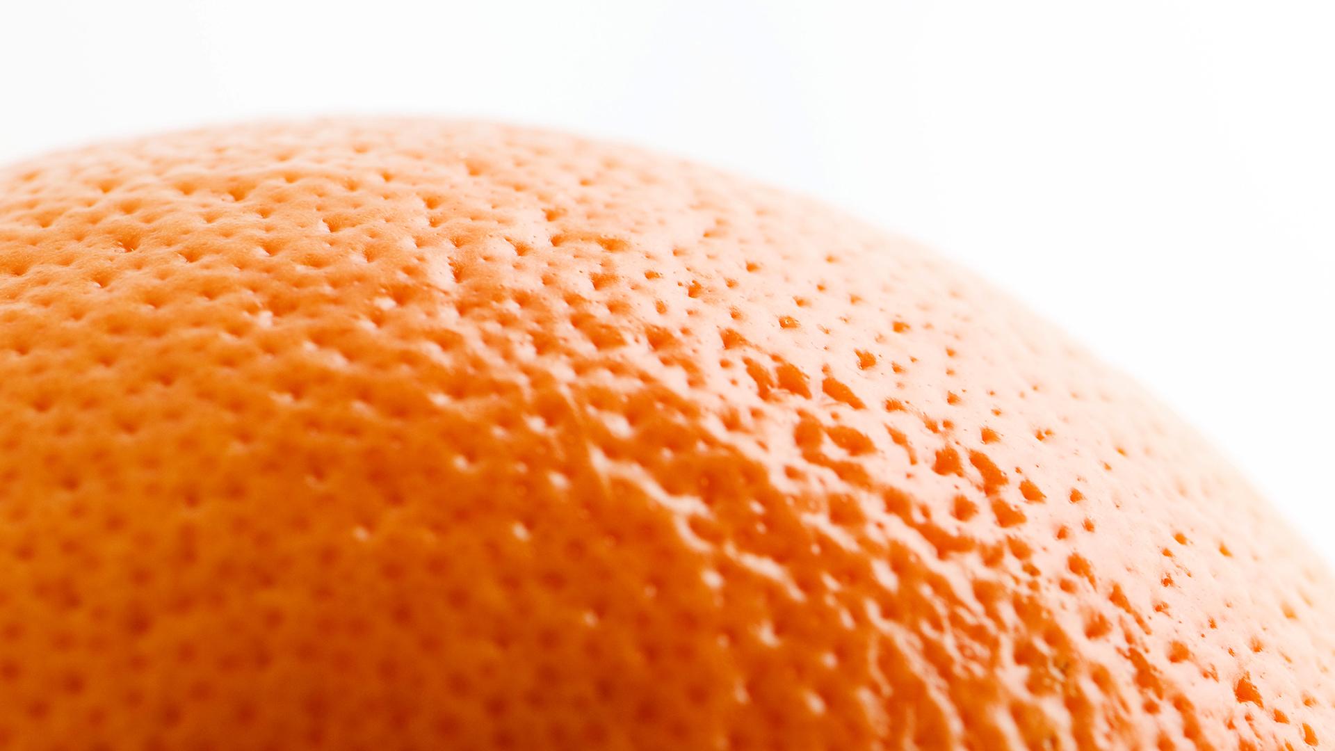 Orange peel skin: How to treat it, avoid it