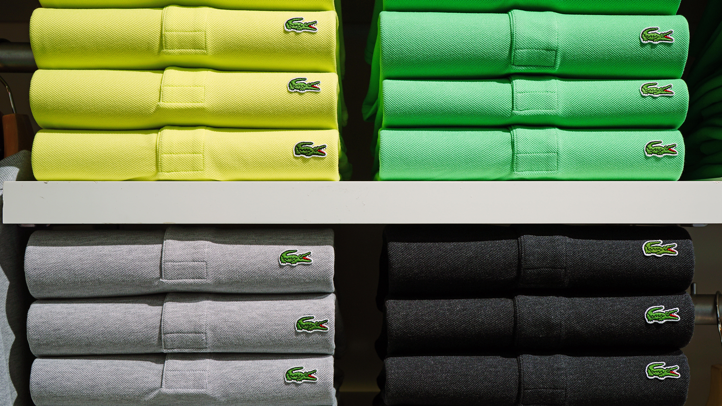 903ee03d435c Lacoste replaces crocodile logo with endangered species