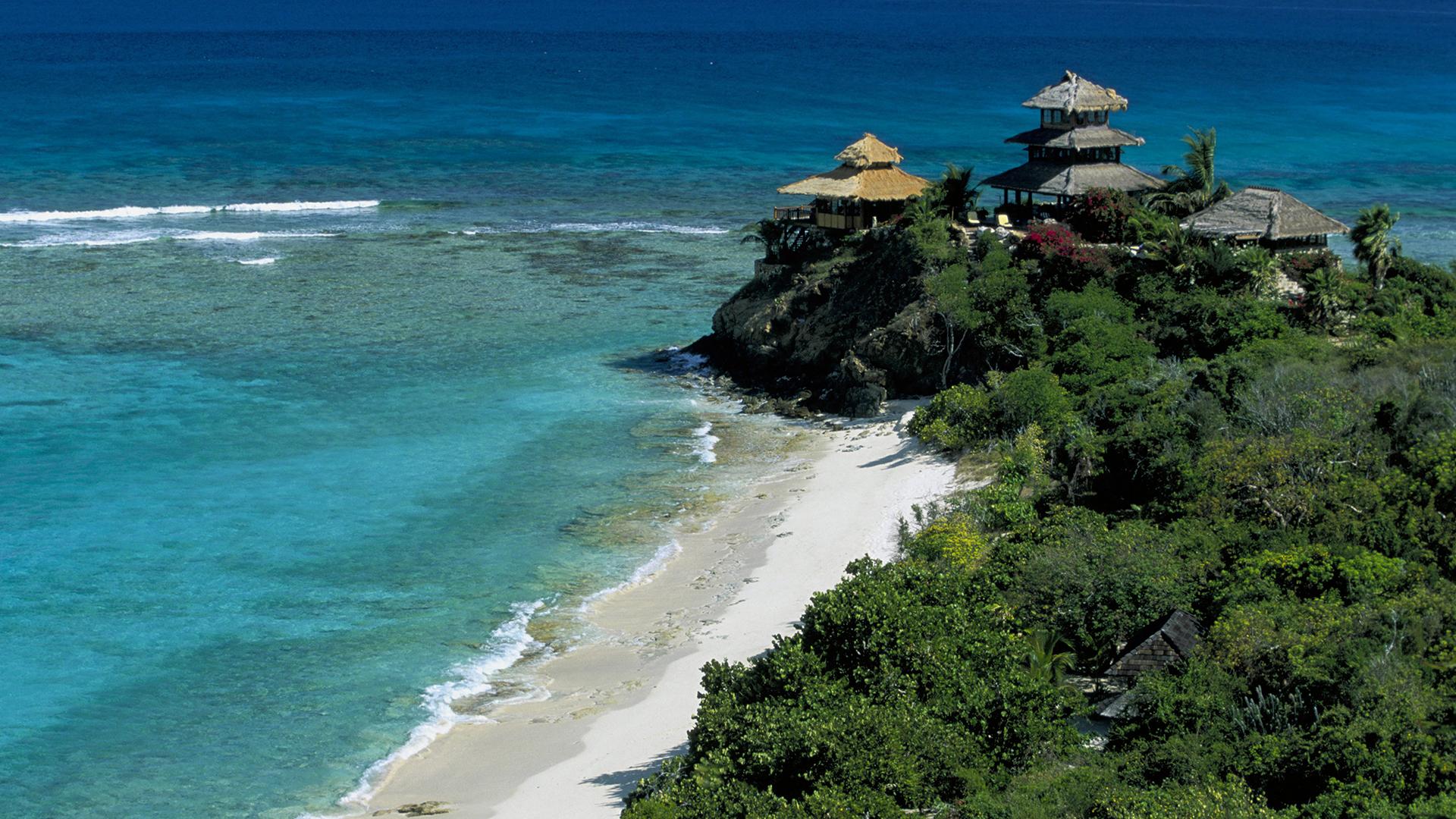 richard branson u0026 39 s necker island resort is hiring