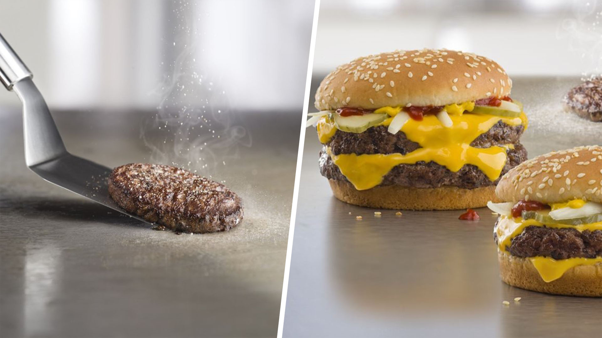 mcdonald s to use fresh beef in quarter pounders