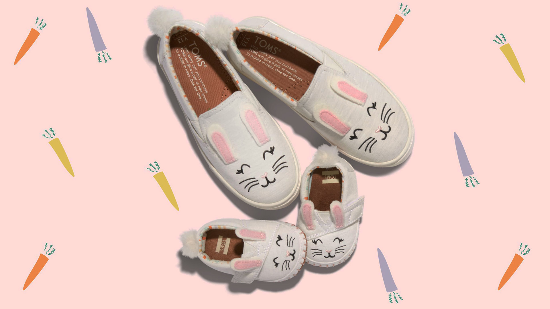 Toms Bunny Shoes Are The Best Easter Shoes For 2018