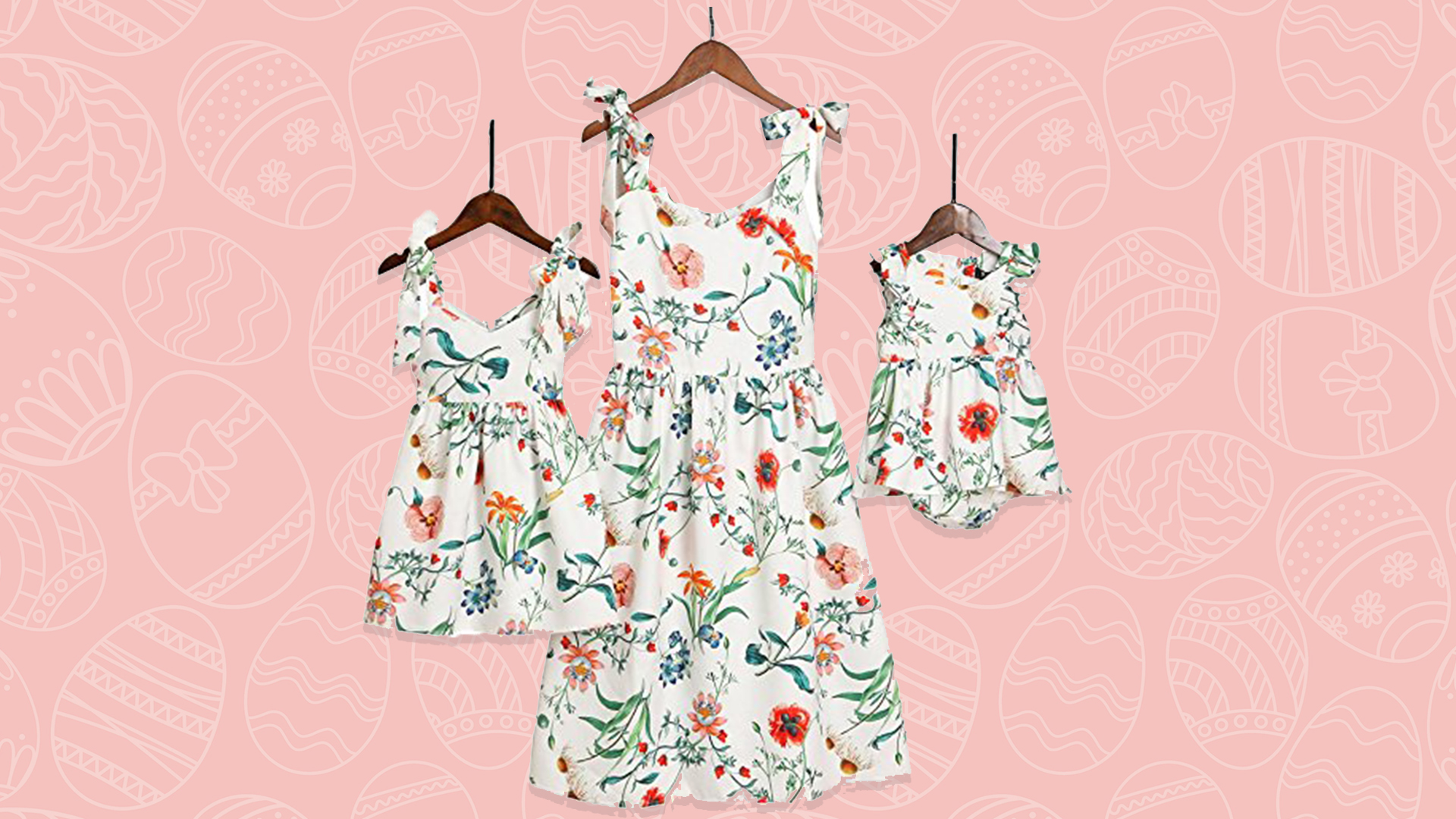 11 matching Easter outfits for the whole family 7c5ce4491994