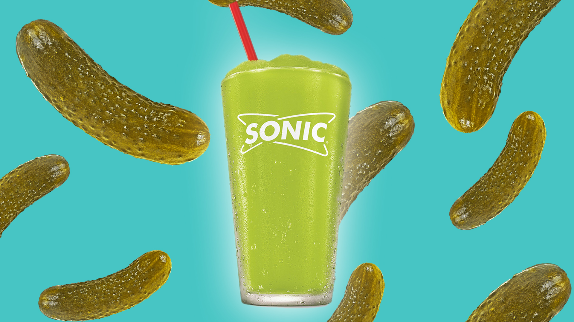 Sonic Drive-In pickle trend with a new pickle juice slush ...