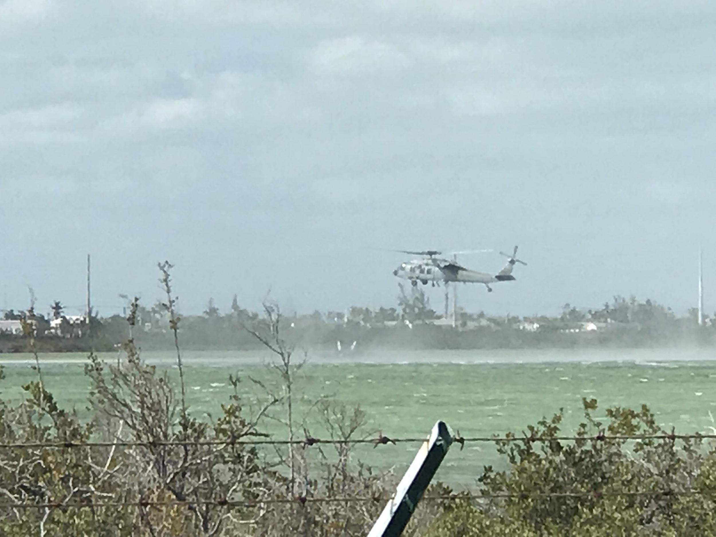 Navy identifies two aviators killed in Florida training crash