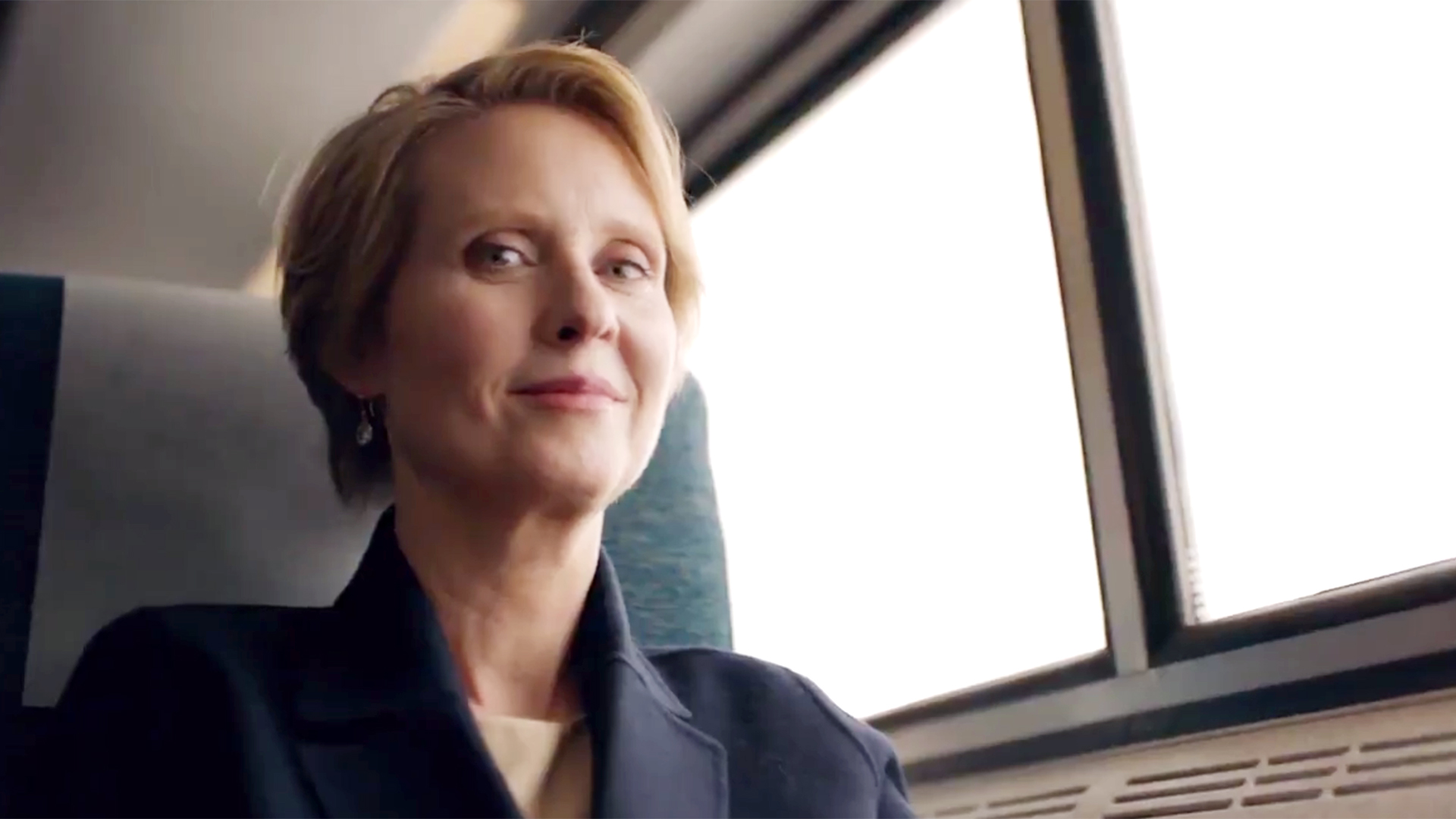 Cynthia Nixon is running for governor, and 'SATC' fans have the best reactions