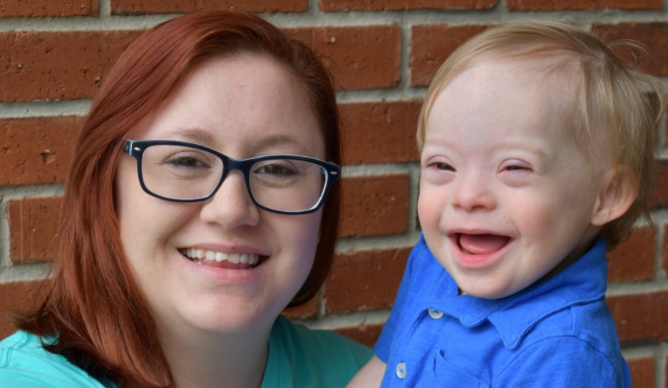 Mom of first Gerber baby with Down syndrome: World is 'full of love'