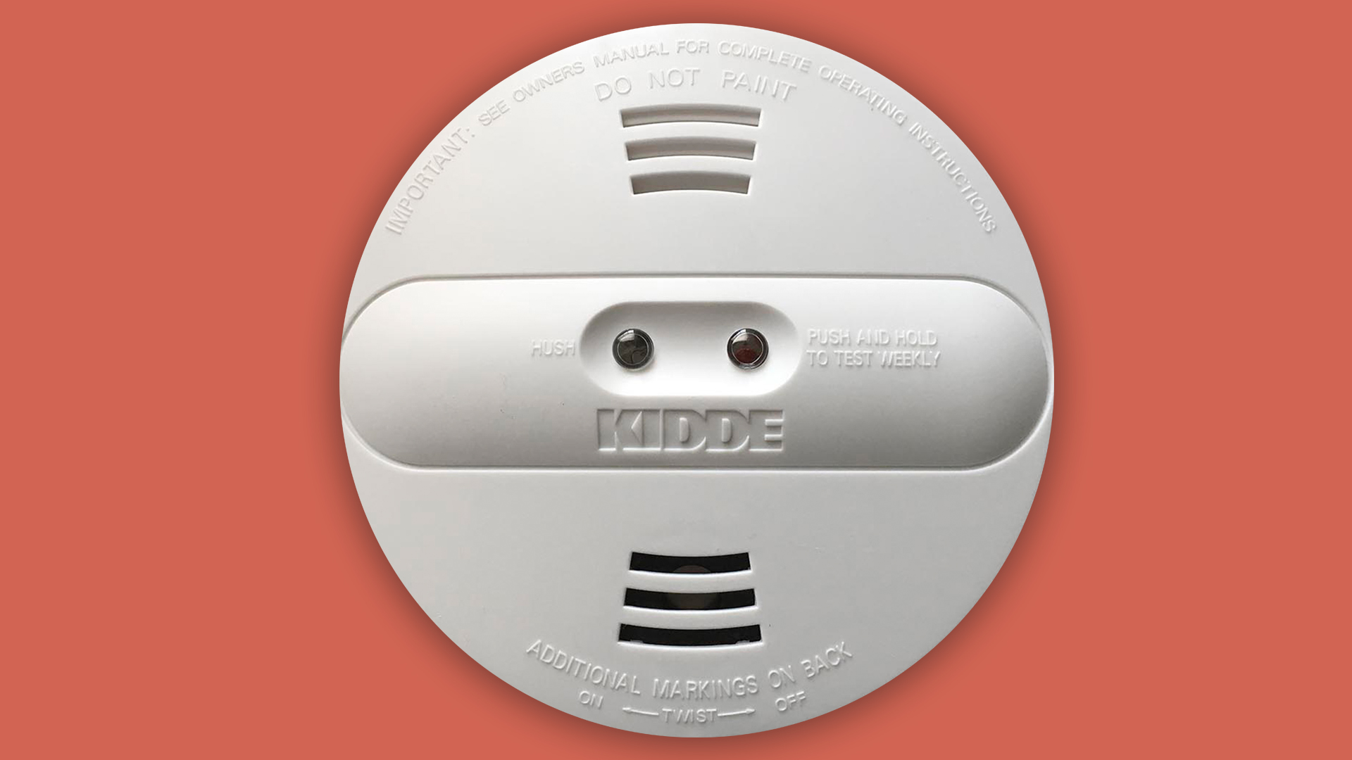 Kidde Smoke Alarms Recalled May Not Detect Presence Of Fire Alarm