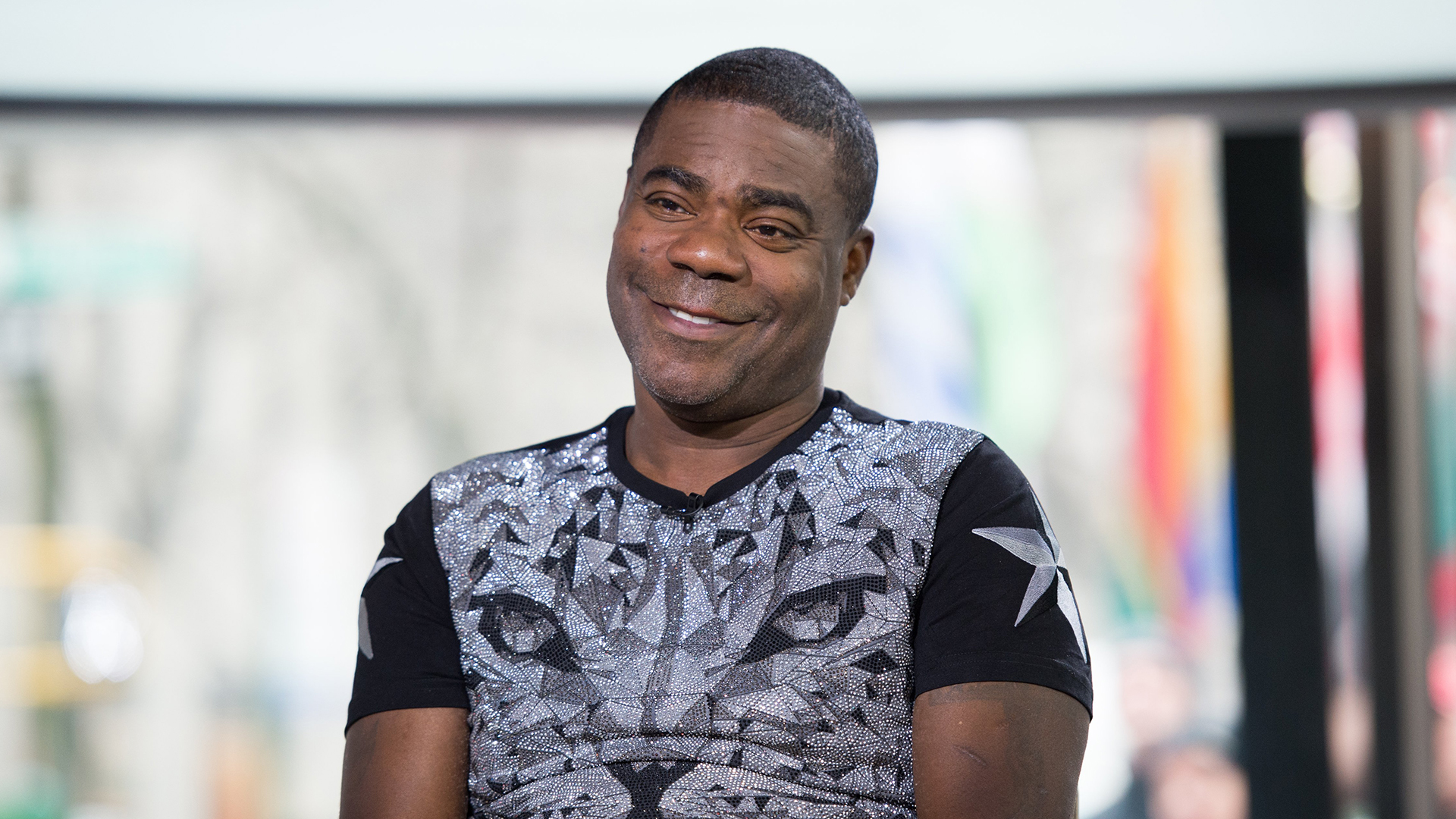 Why Tracy Morgan Says He Needed To Forgive Truck Driver