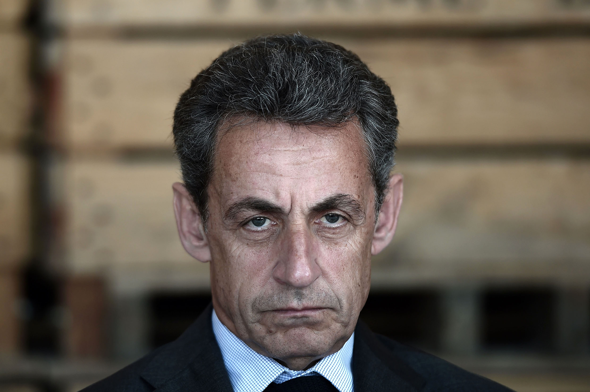 Ex French President Sarkozy In Custody Over Alleged Gadhafi Links Source Says