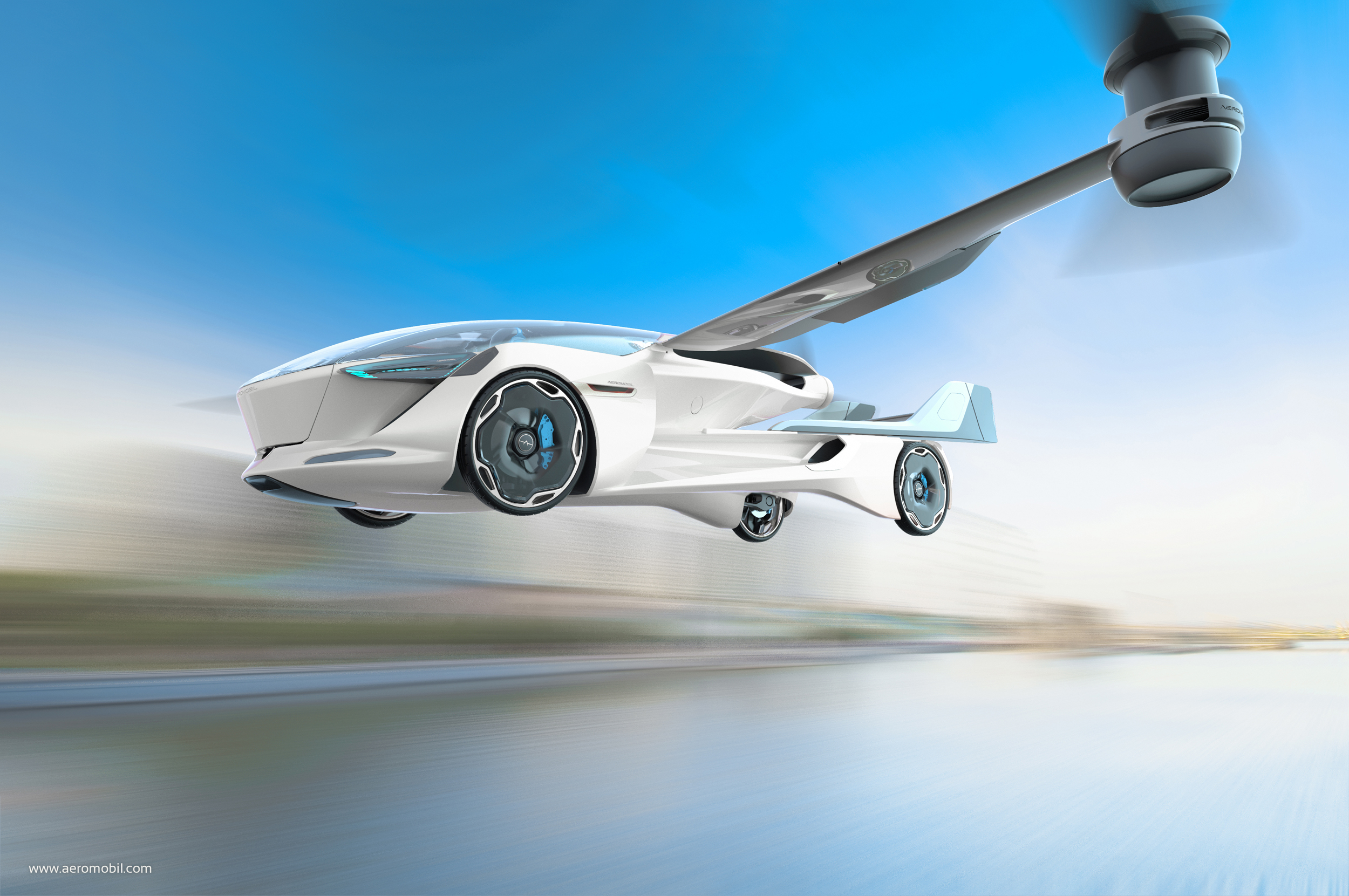Will This Futuristic Flying Car Ever Get Off The Ground
