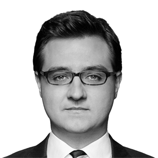 Chris Hayes: The idea that the moral universe inherently bends