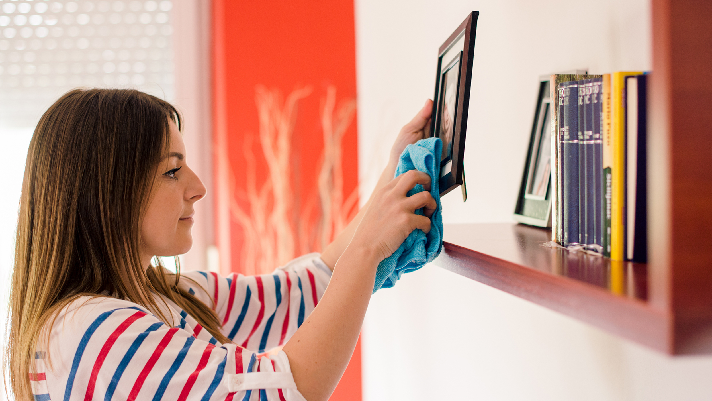 How To Clean Picture Frames Without Windex