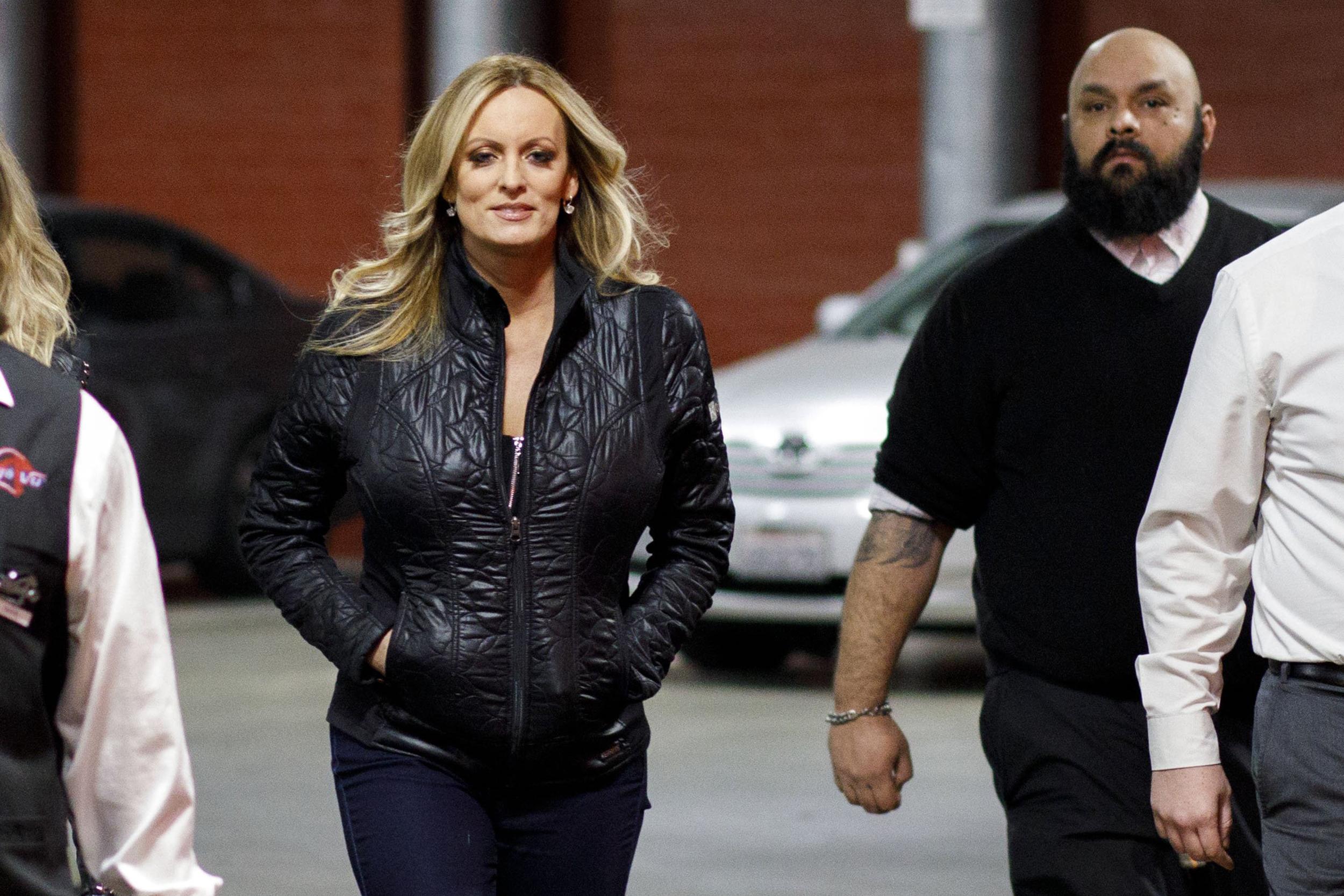 Judge dismisses Stormy Daniels' defamation suit against Trump