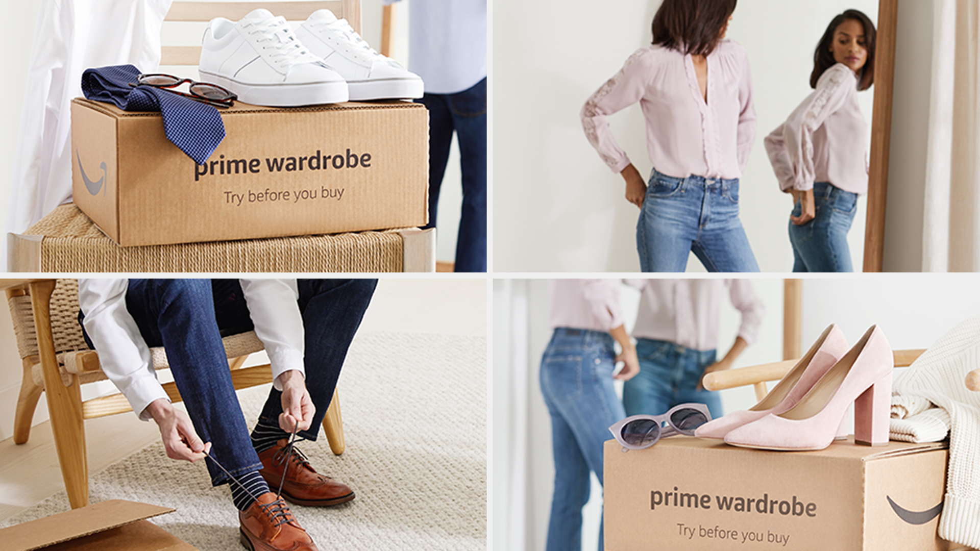 13c26ffd5cc Amazon Prime Wardrobe lets you try on clothes before you buy