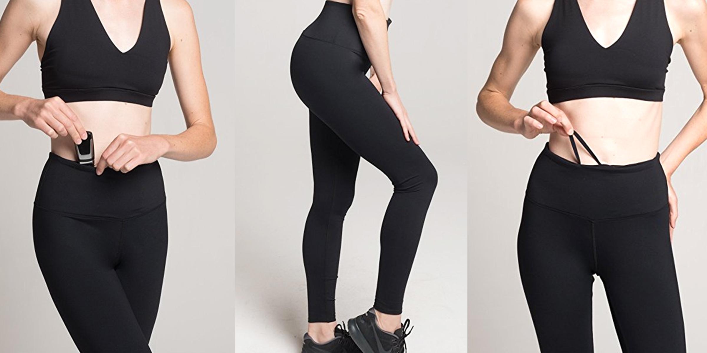Leggings Without Panties Pics