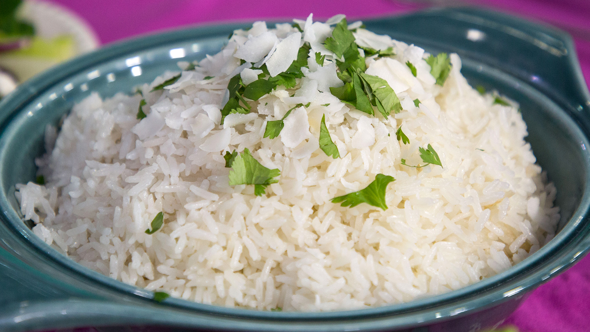 natalie morales coconut rice today com