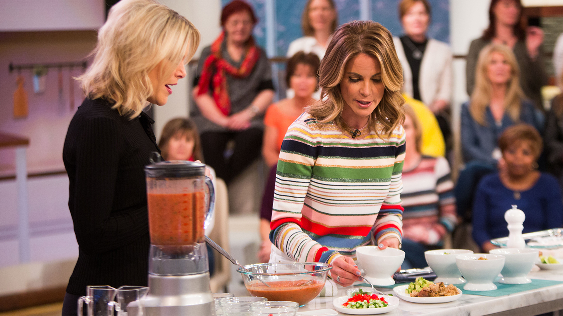 What Natalie Morales Has for Breakfast Every Morning advise