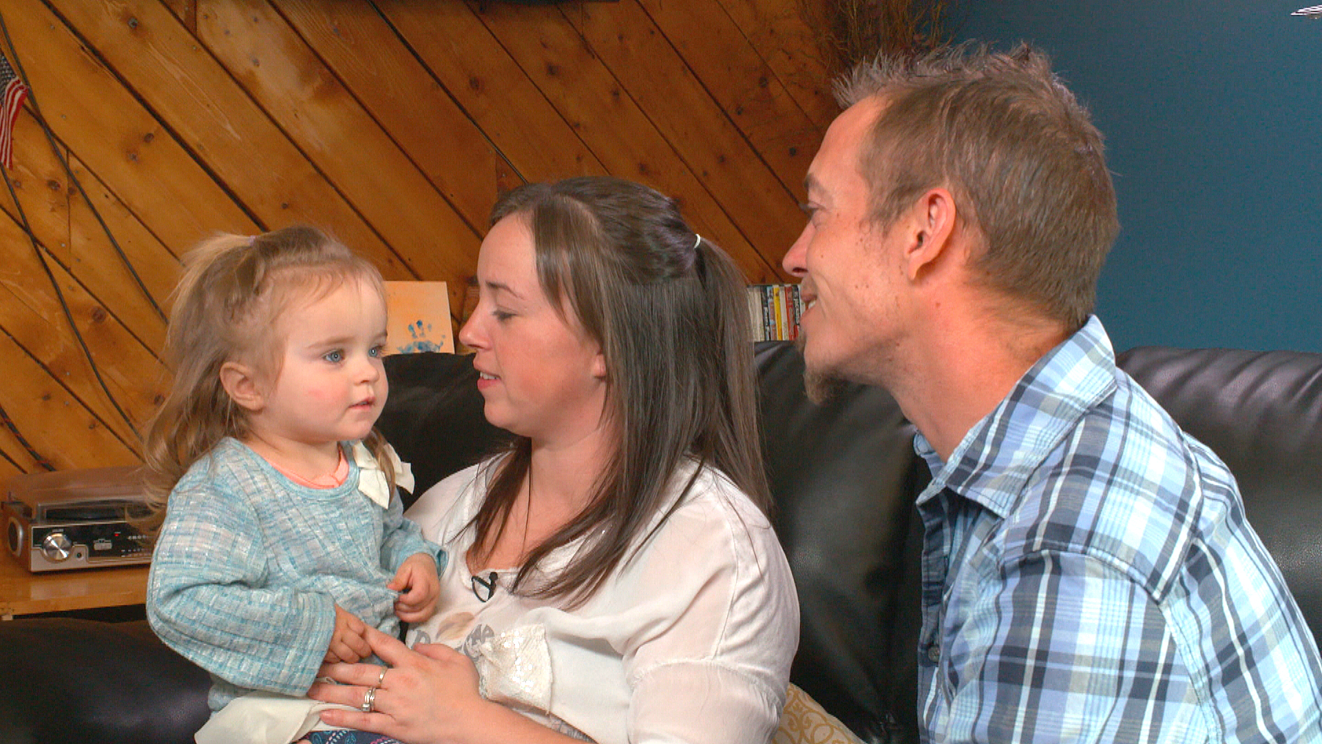 'Helpless': The only treatment for their baby's seizures was illegal