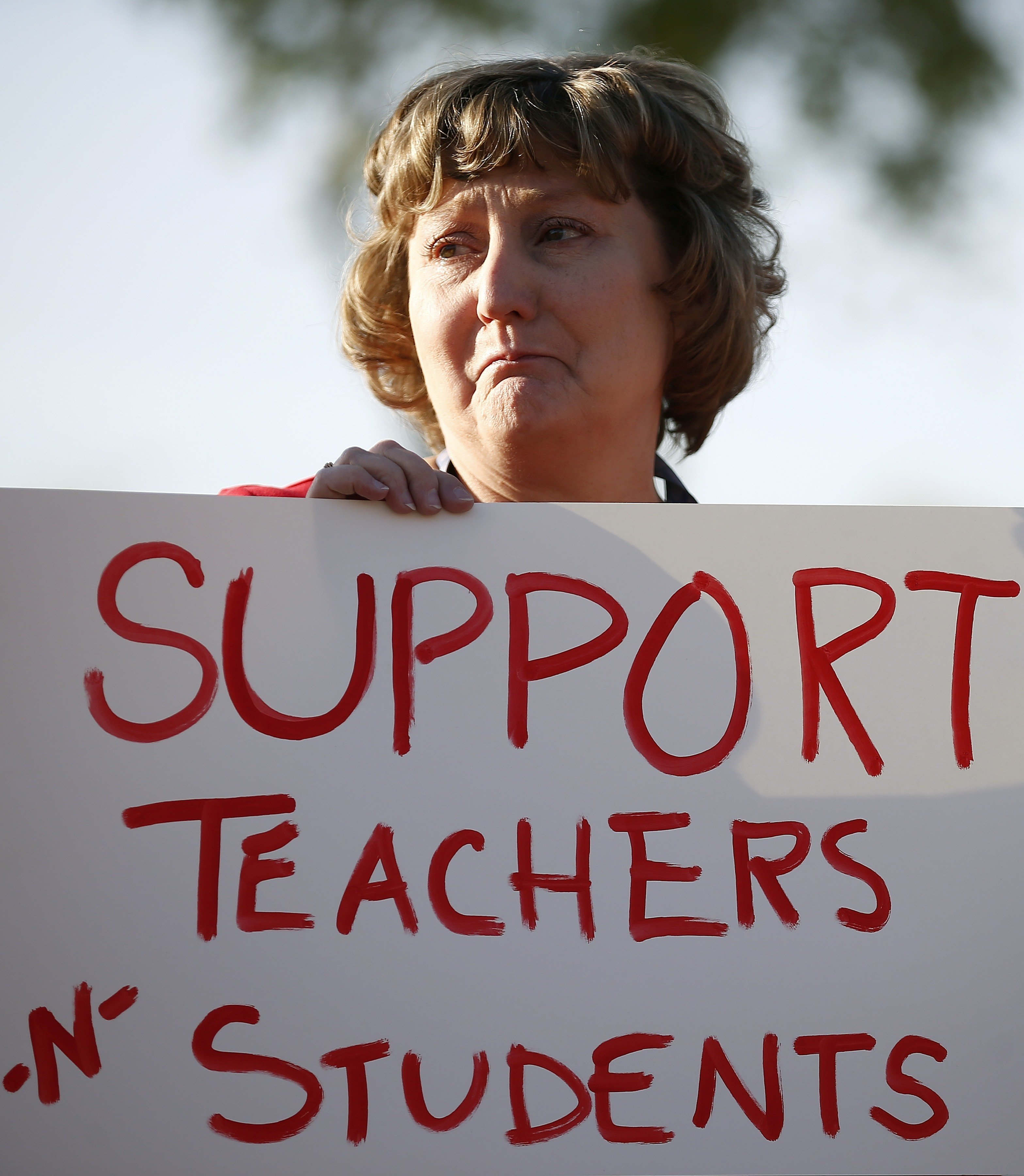 Arizona Teachers Vote In Favor Of Statewide Walkout