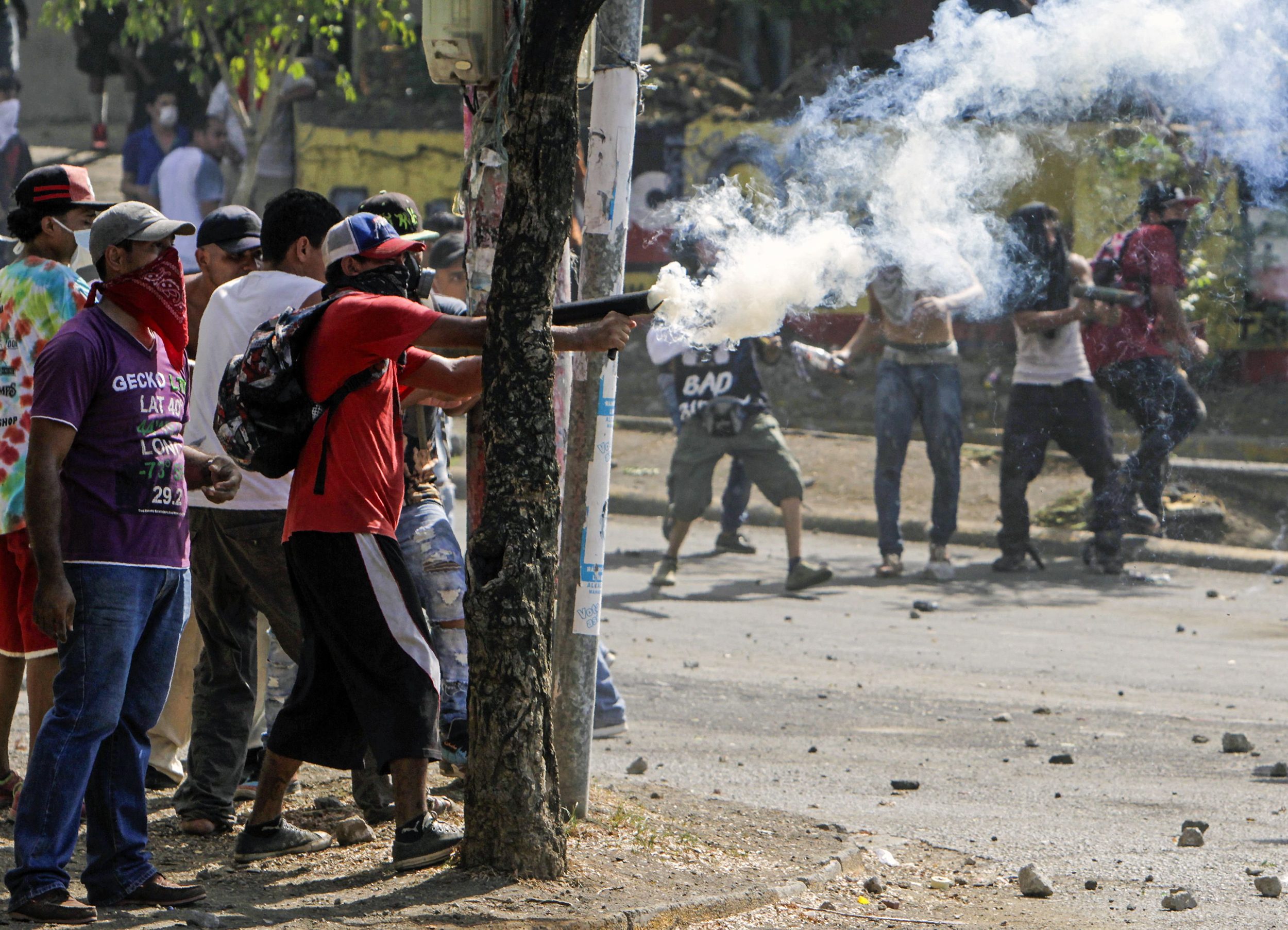 More-than-25-dead-in-Nicaragua-after-unrest-over-social-security-changes