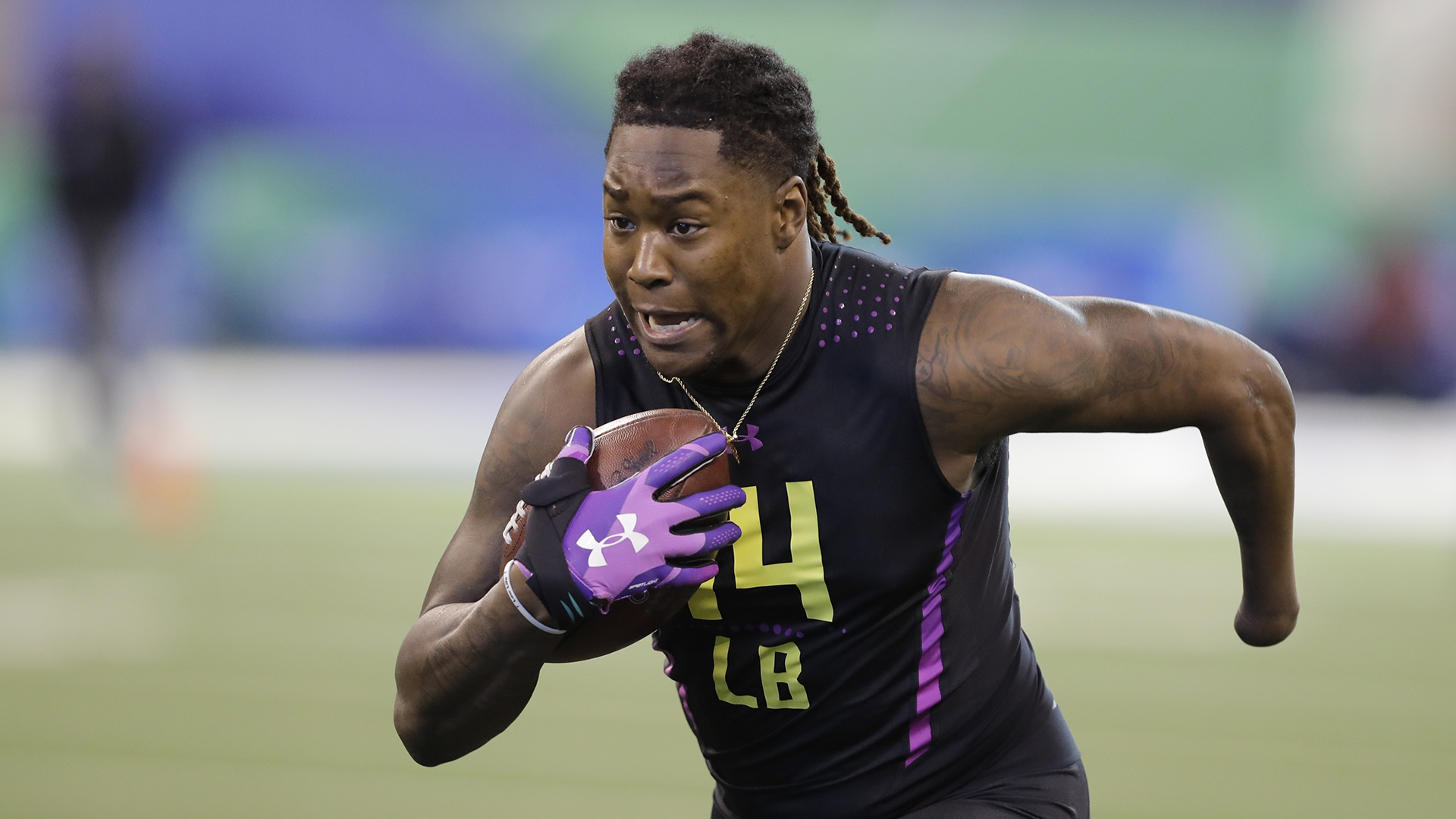 Shaquem Griffin Football Player With One Hand Looks To Make