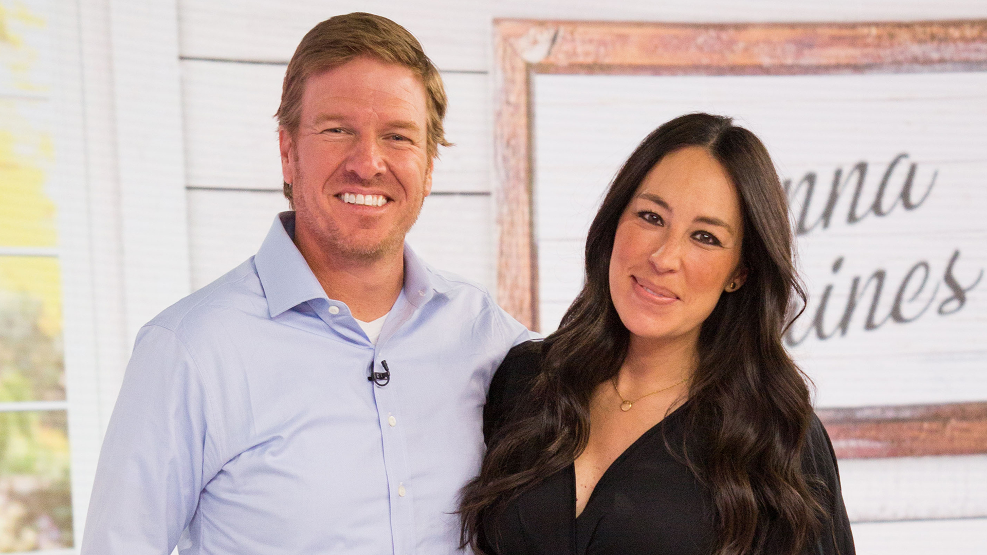 Chip And Joanna Gaines Are Battling Out The Name For Baby