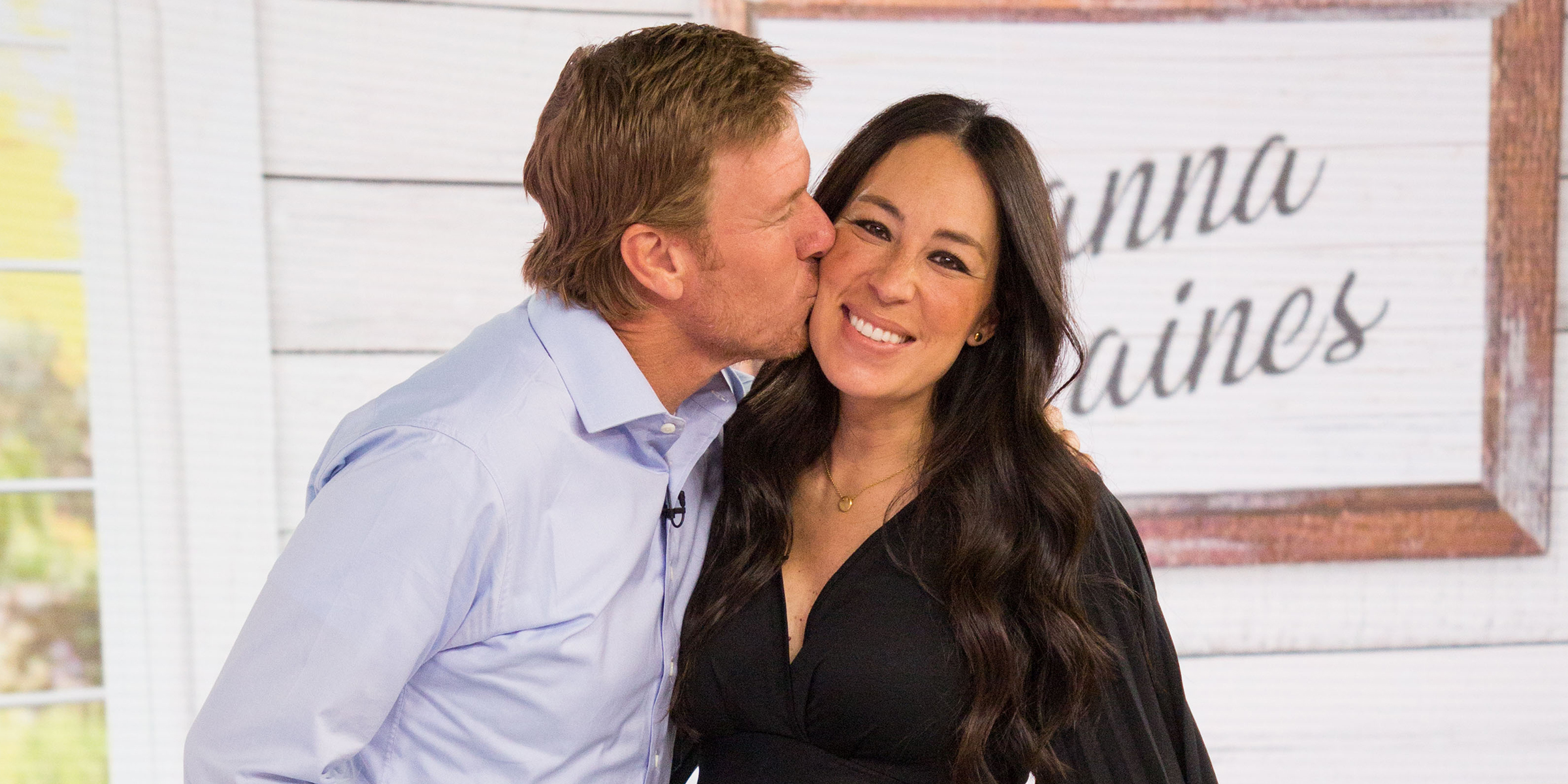 Joanna Gaines Reveals Her Reaction To Learning She Was