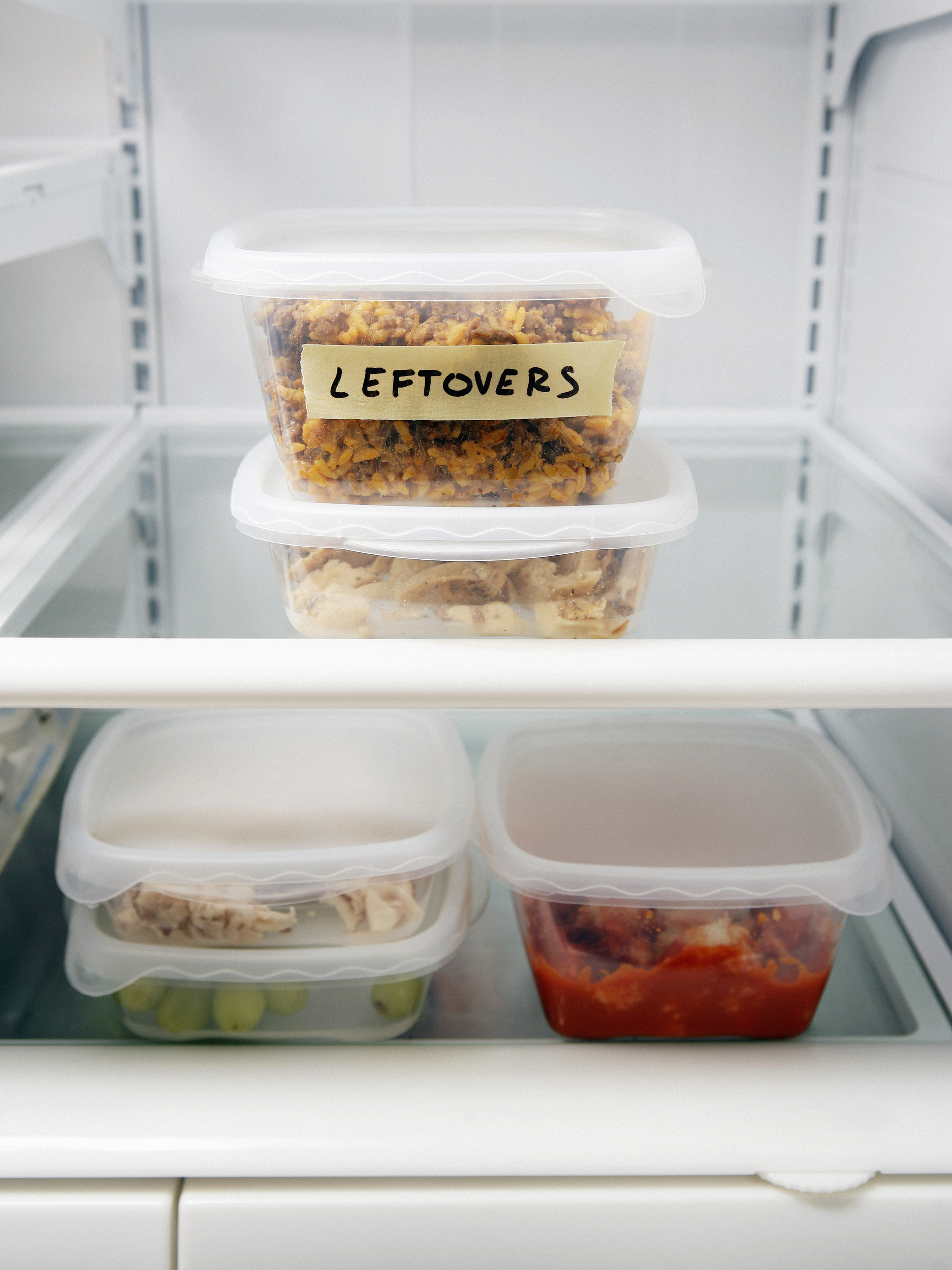WDs Guide to Storing Leftovers