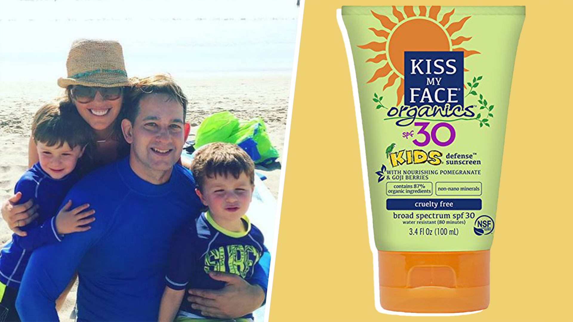 14 Best Sunscreens That Protect Sensitive Skin Day Cream Foundation Baby Glow Sunblock Cosmo