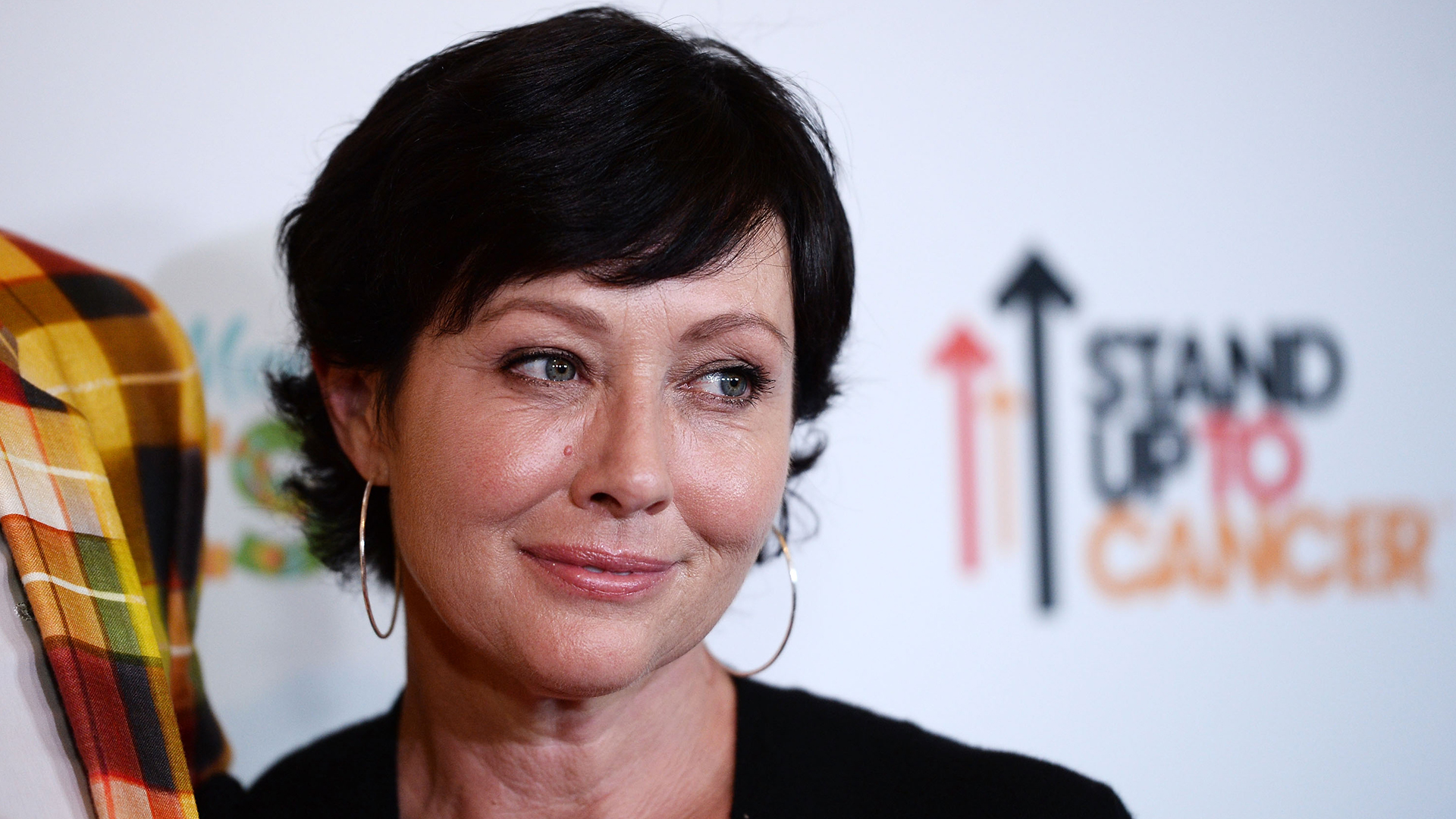 Shannen Doherty dances for the sake of his father 09.03.2010 88
