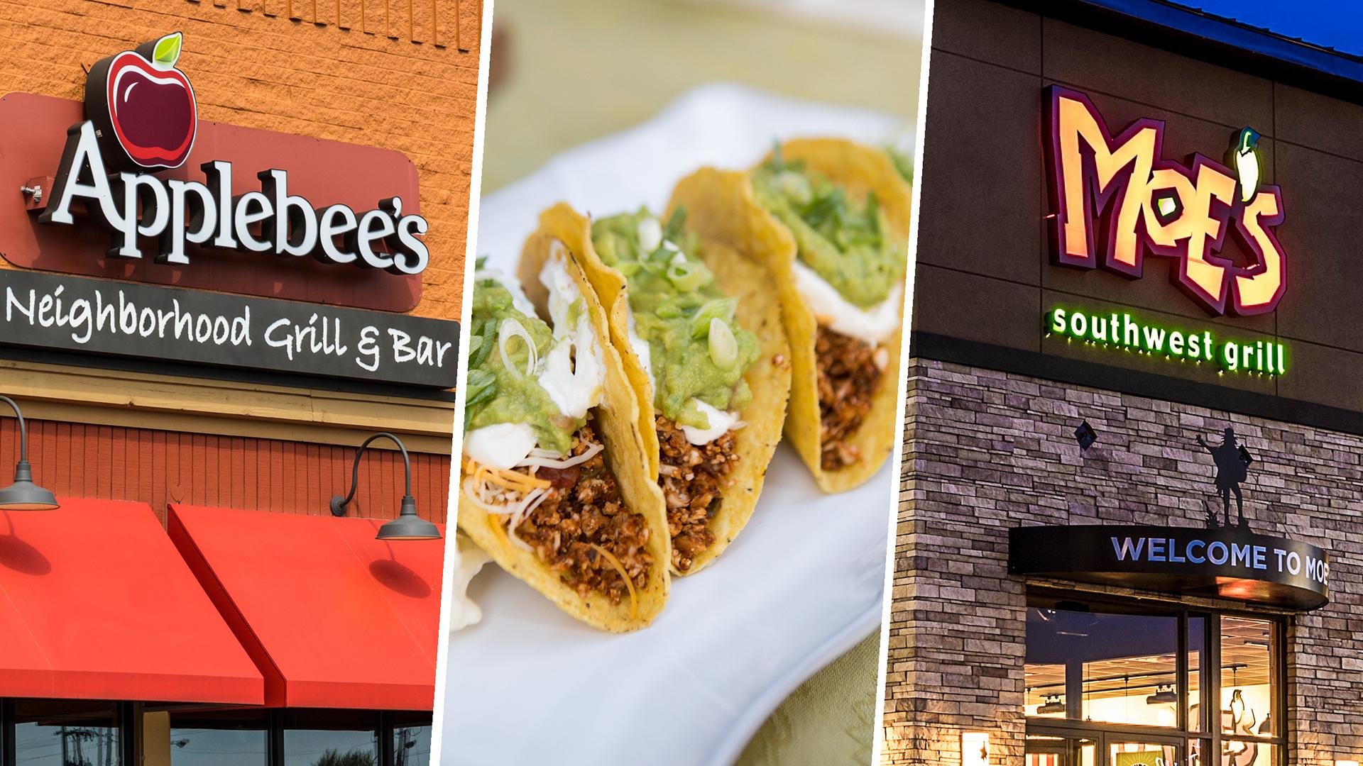 Best Cinco De Mayo Deals Applebee S Chipotle Restaurants