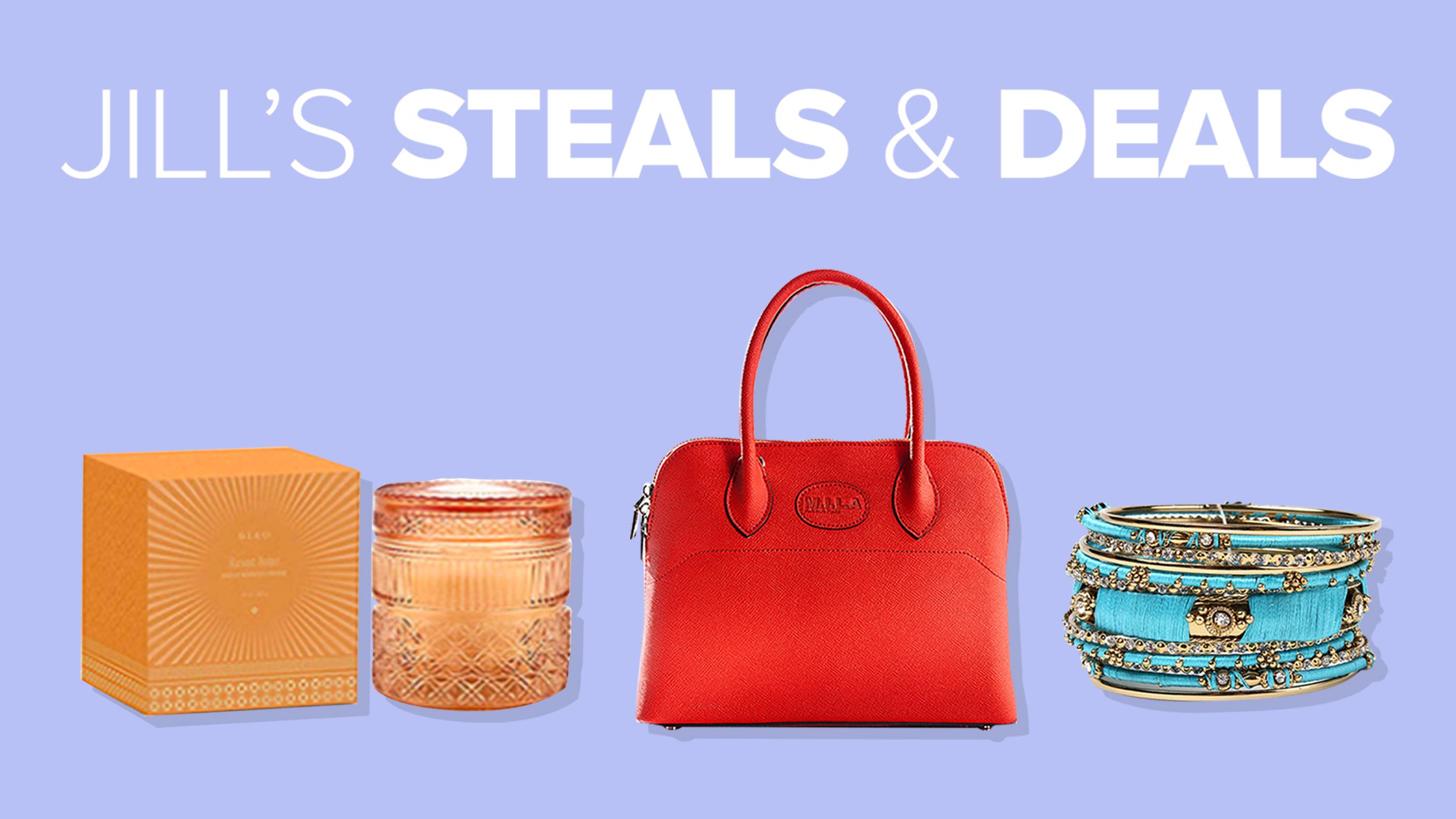 Steals And Deals Bracelets Shawls Candles Pillows