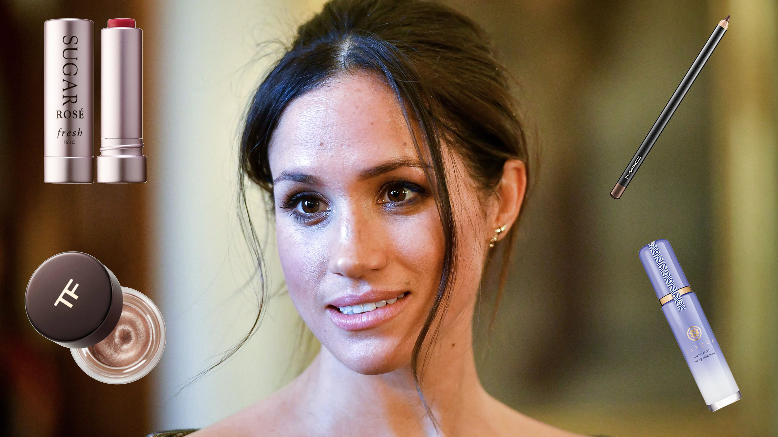 d3eee294d9a Meghan Markle's beauty favorites, according to her former makeup artist