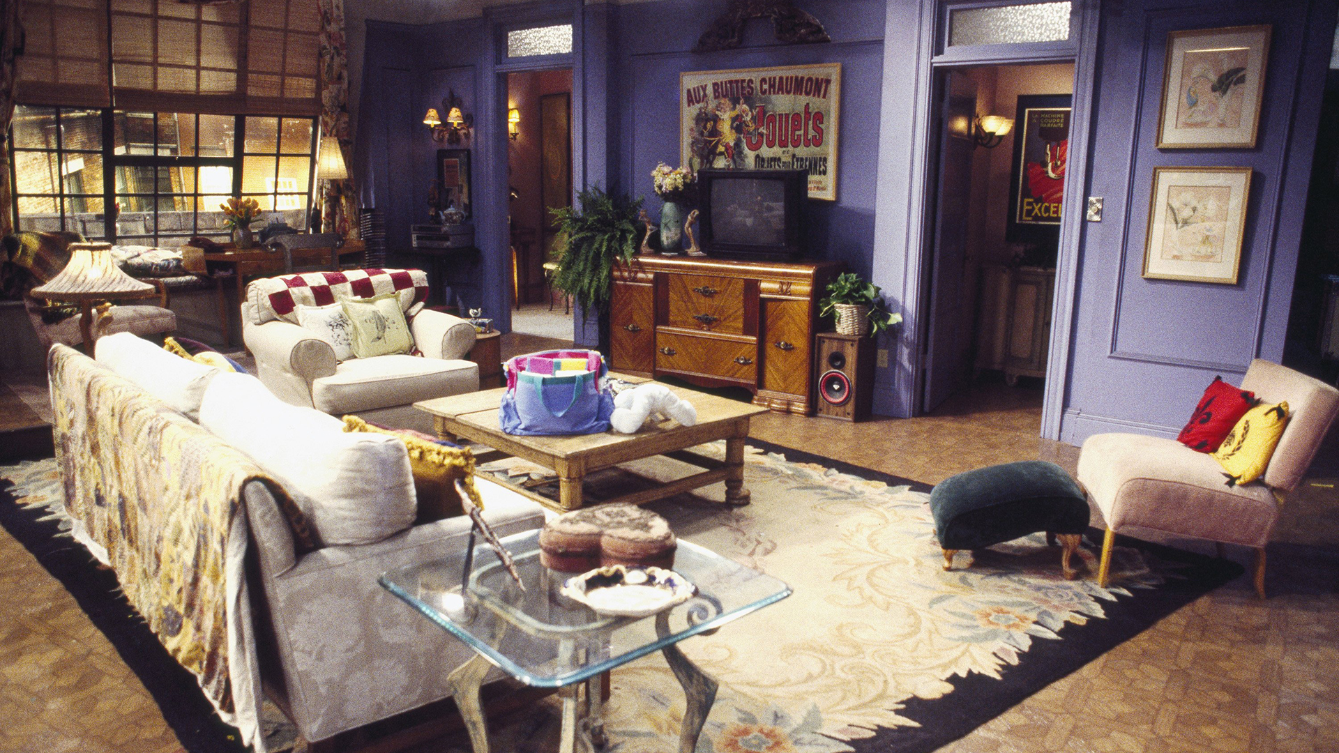Here S What Monica Apartment From Friends Would Look Like In 2018