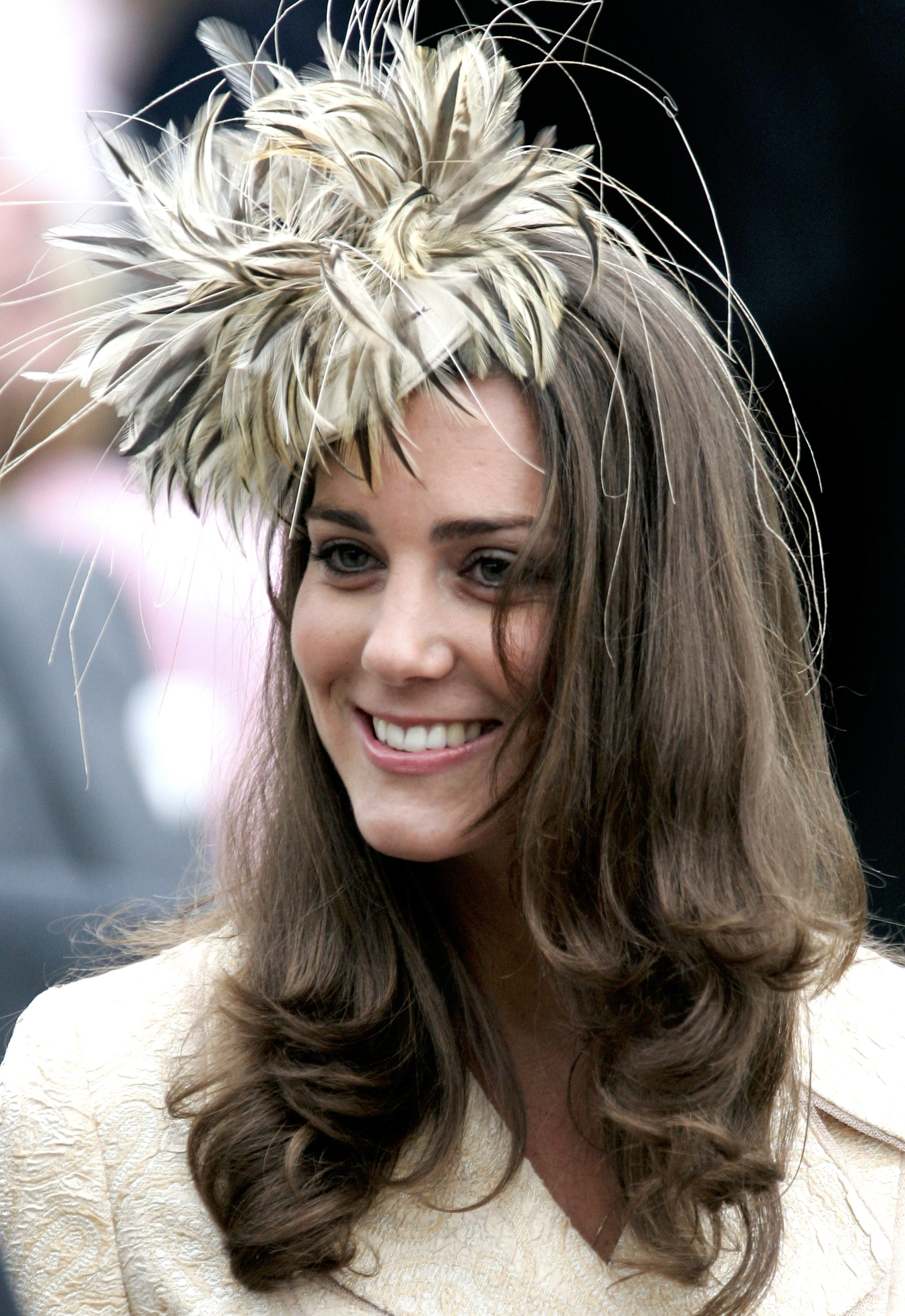 What is a fascinator  The best royal hat styles in recent history 2484f169ebf