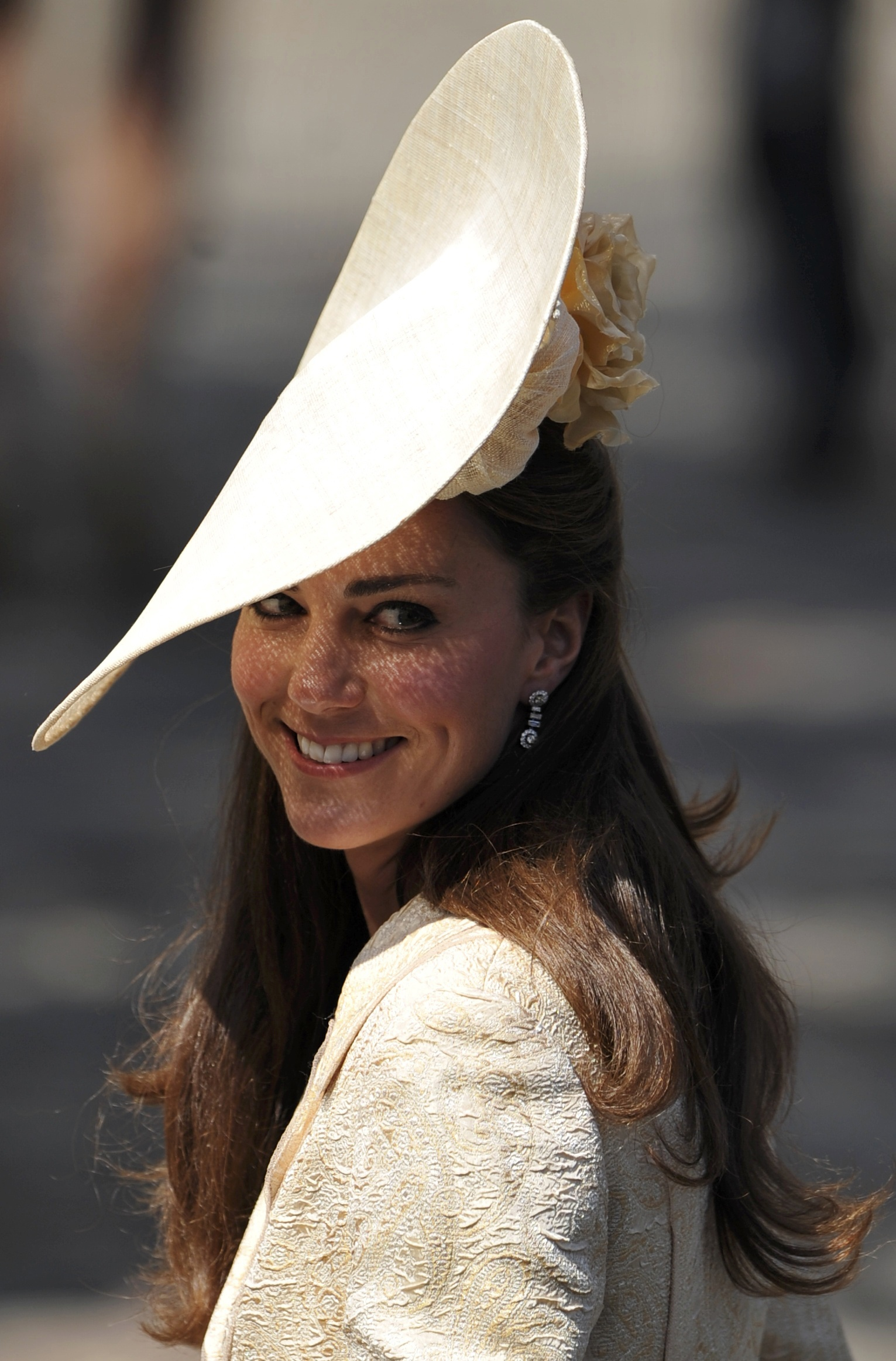 What is a fascinator  The best royal hat styles in recent history 780b18be7f1b