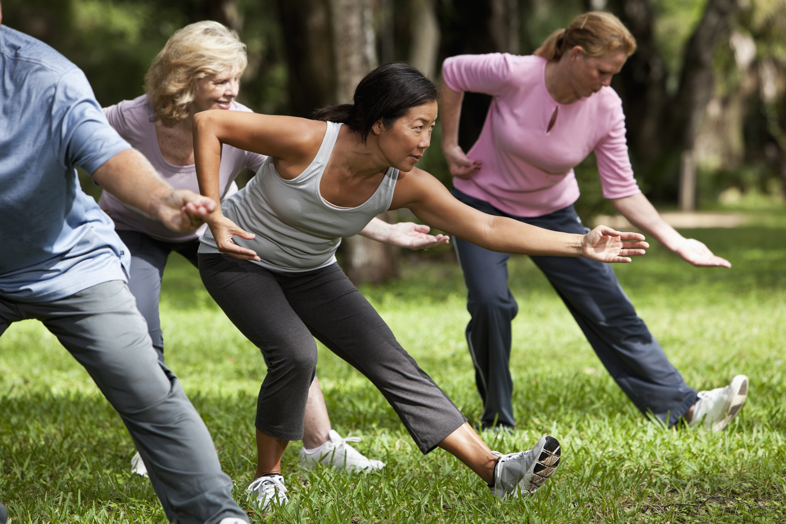 Why tai chi is the most underrated workout for relieving stress and  improving sleep