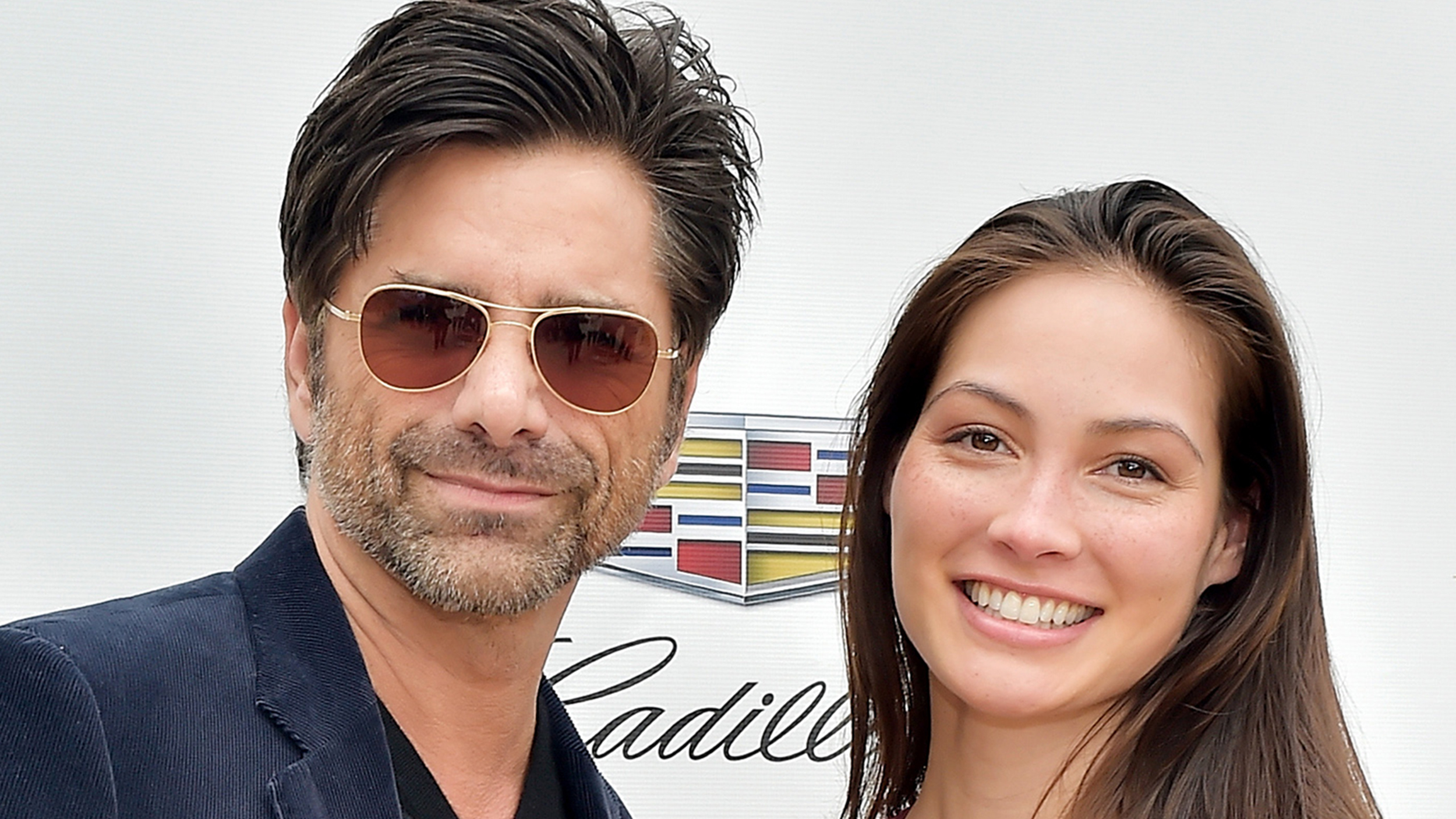 c2f903d18a0 John Stamos honors wife's birthday and 1st Mother's Day as mom