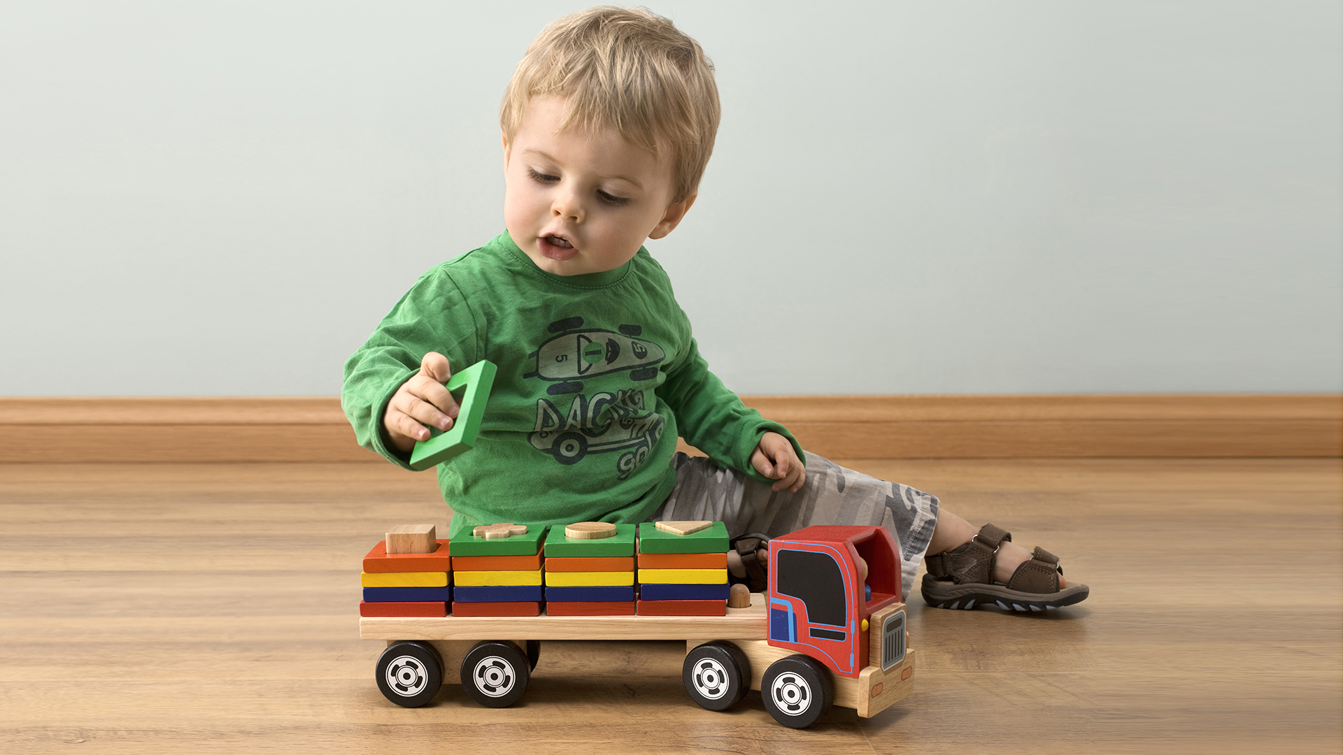 A child asks for an expensive toy - what to do 23