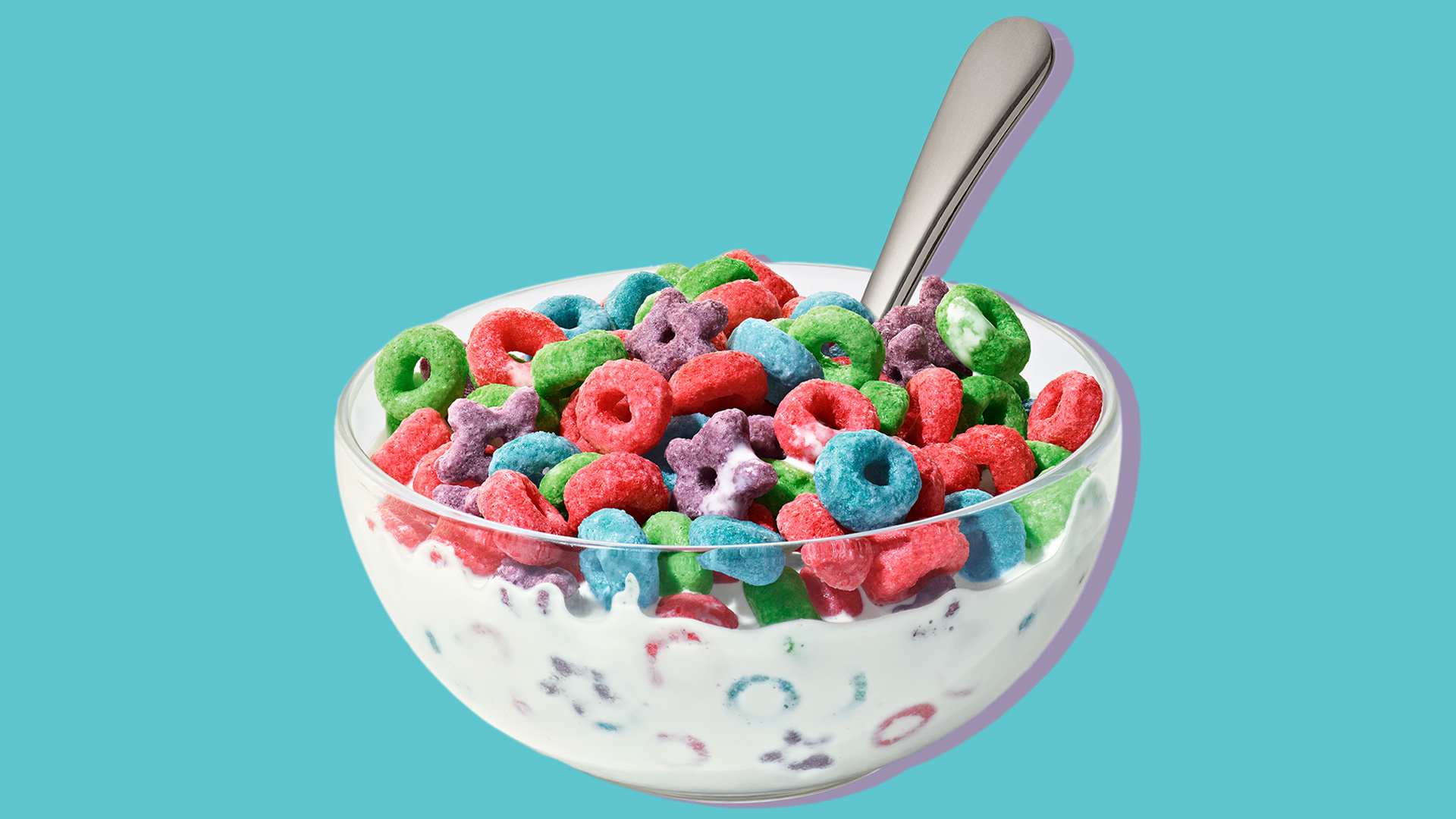 Kelloggs Froot Loops Have A New Wild Berry Flavor