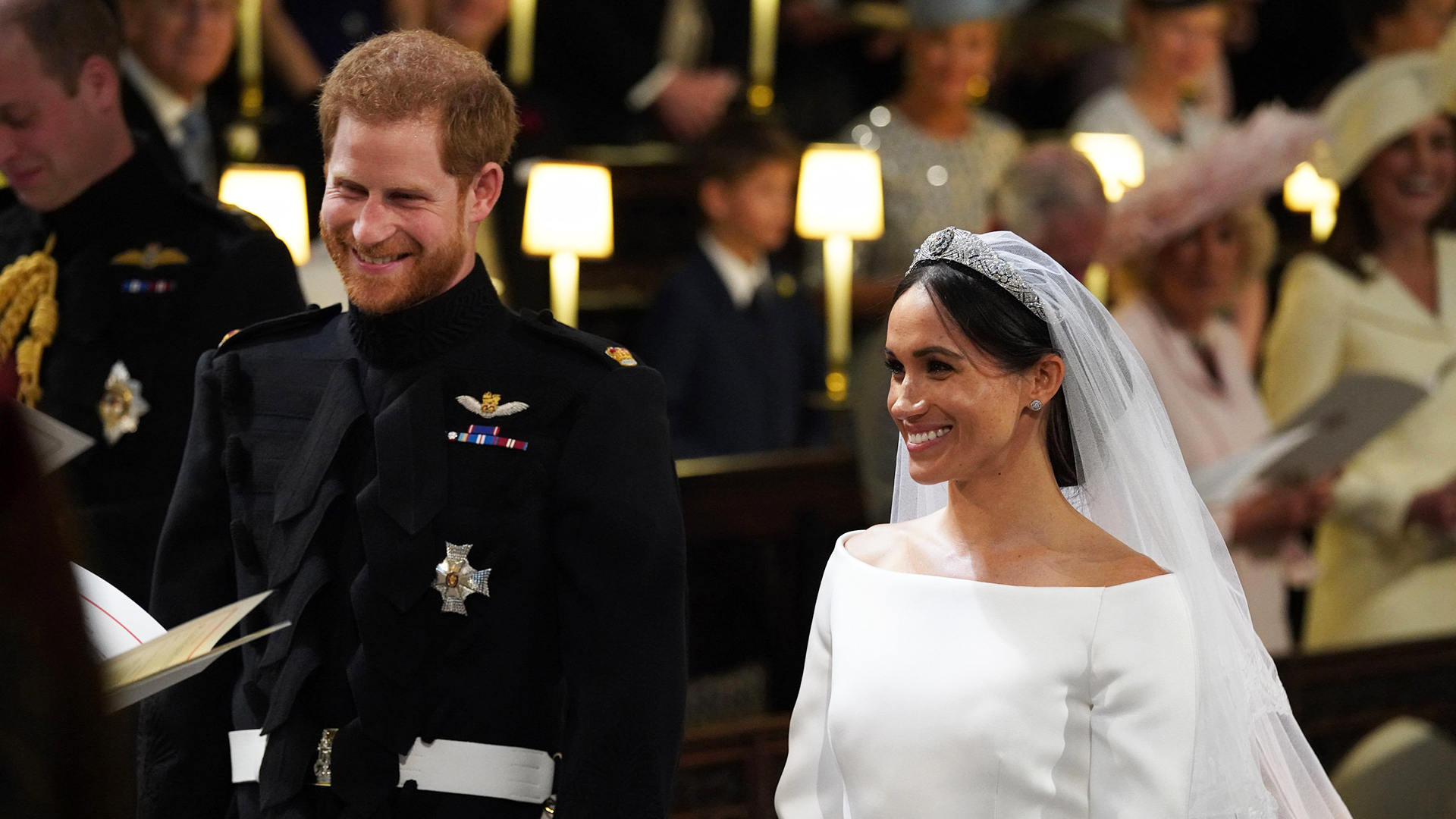 621269de43413 Changes to Meghan Markle's life after marrying Prince Harry
