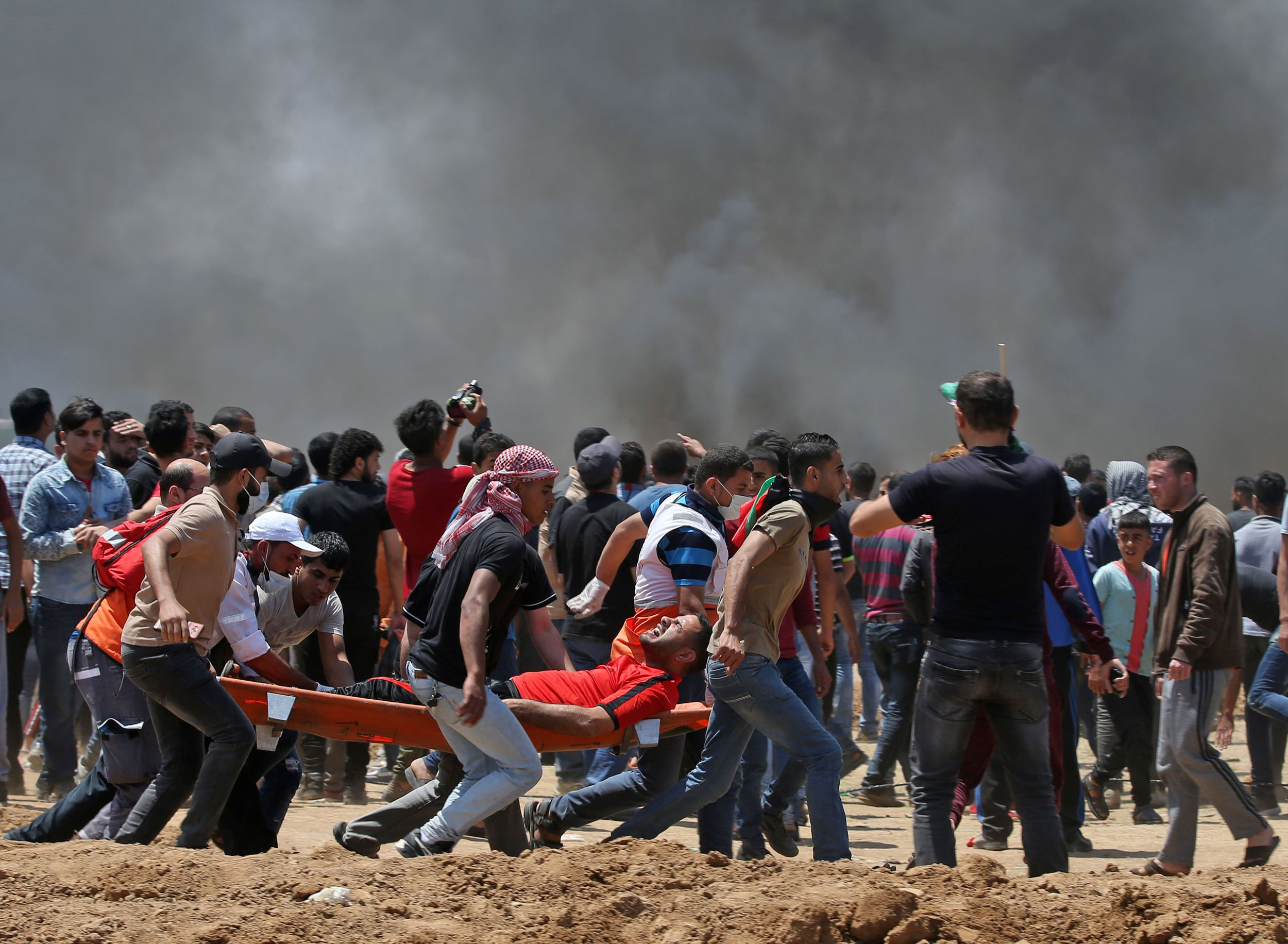 Gaza strip refugees — photo 6
