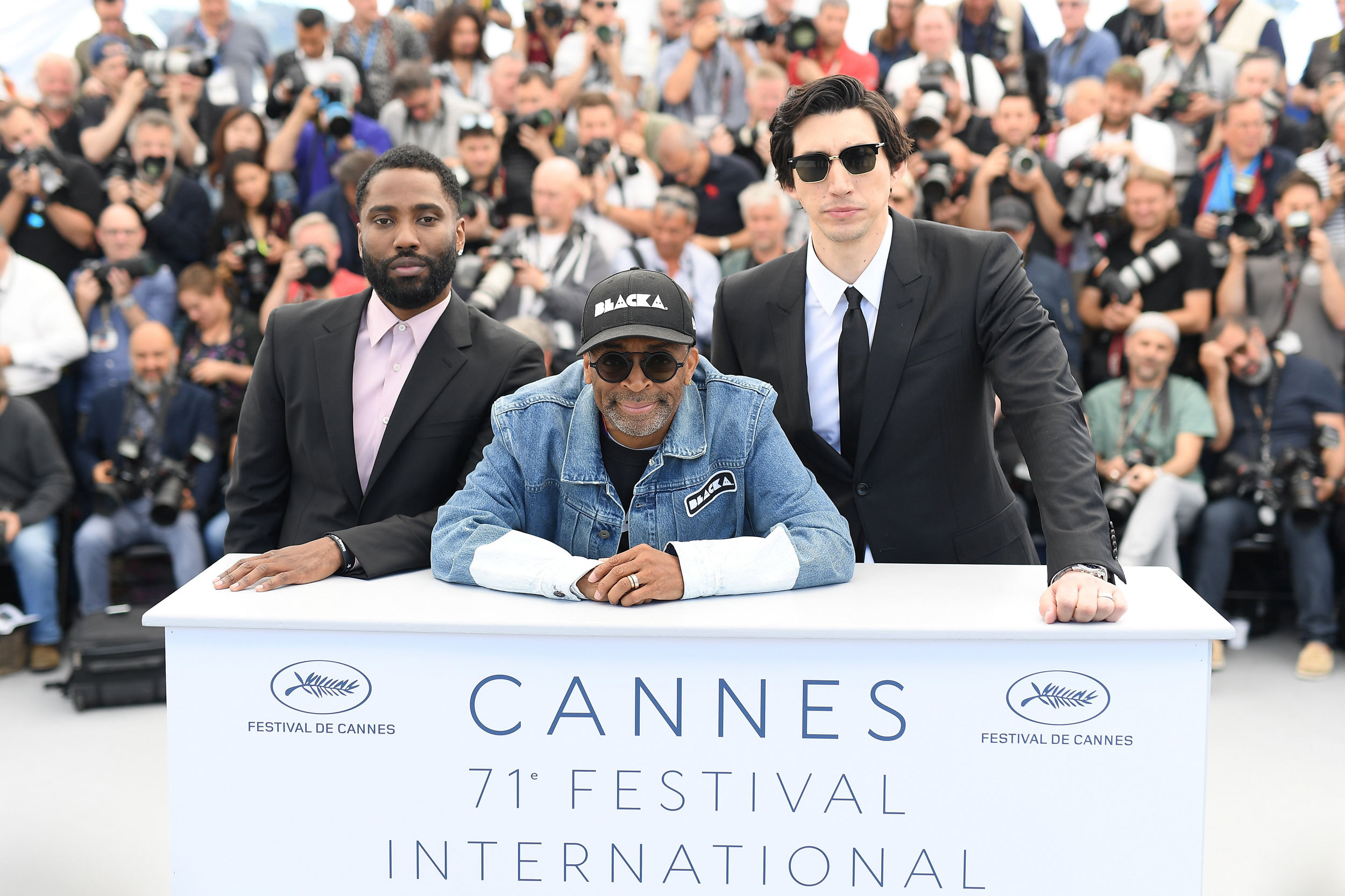 Spike-Lee's-'BlacKkKlansman'-debuts-to-standing-ovation-at-Cannes