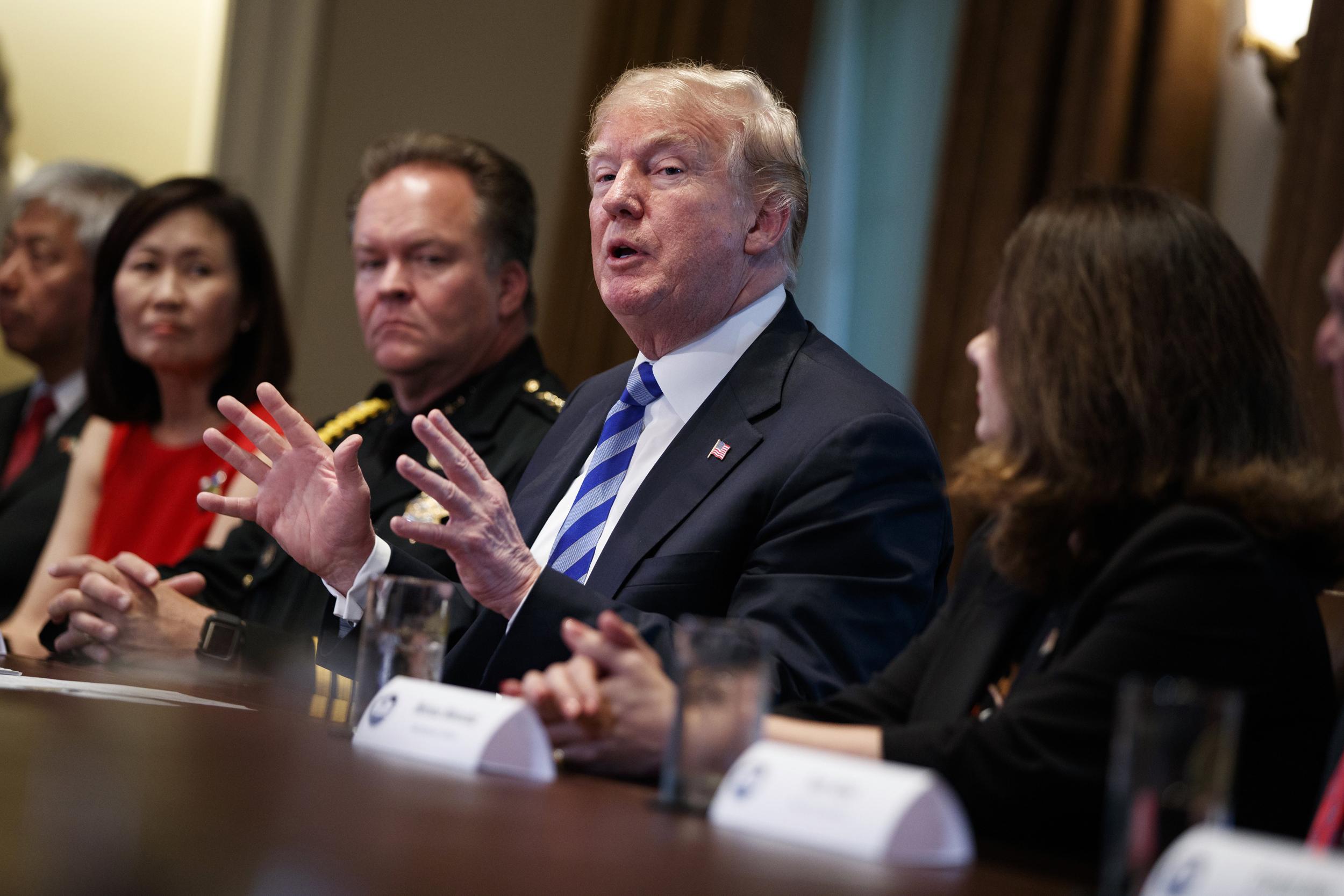 Trump-draws-rebuke-for-'animal'-remark-at-immigration-talk