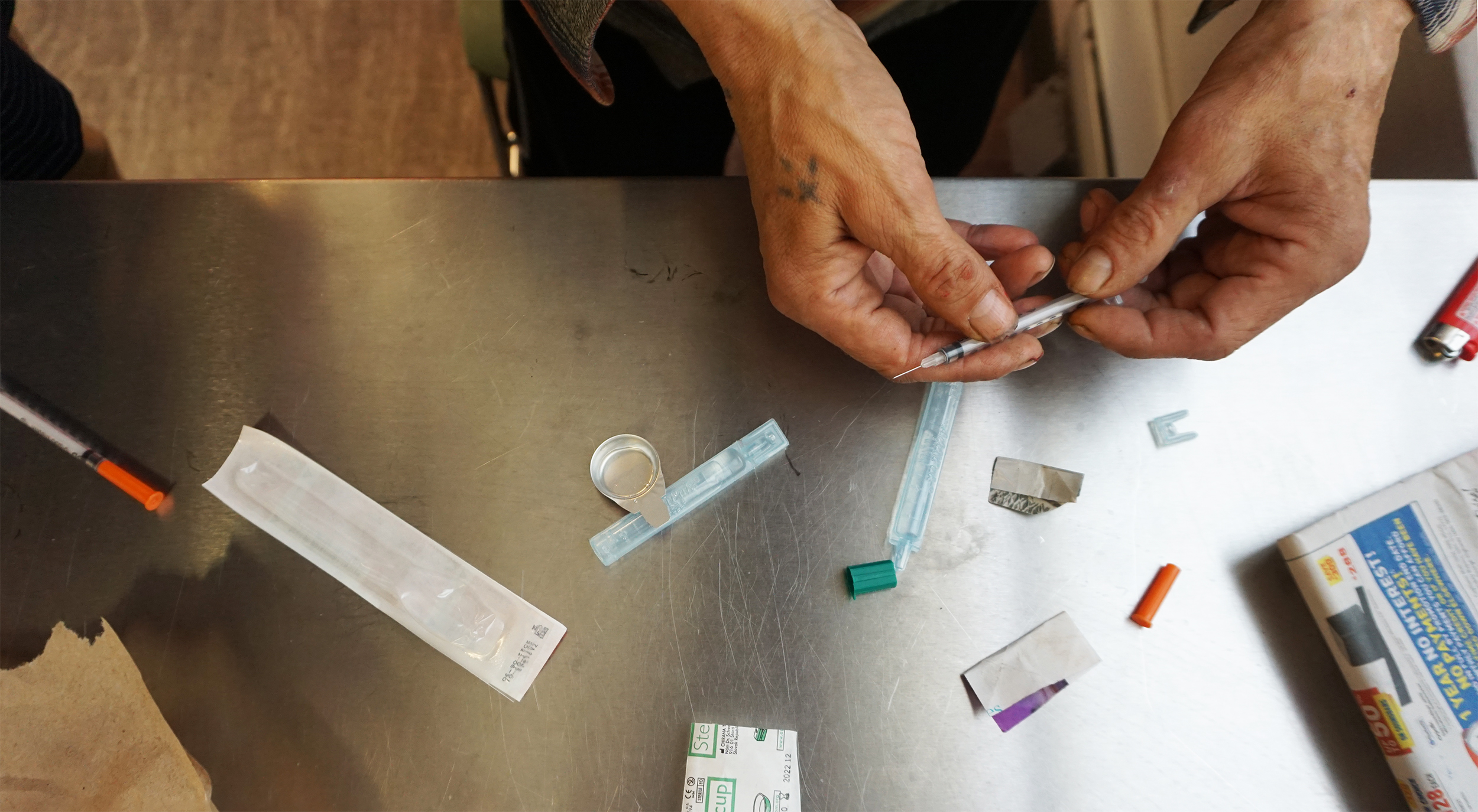 San Francisco may soon open nation's first supervised drug injection center