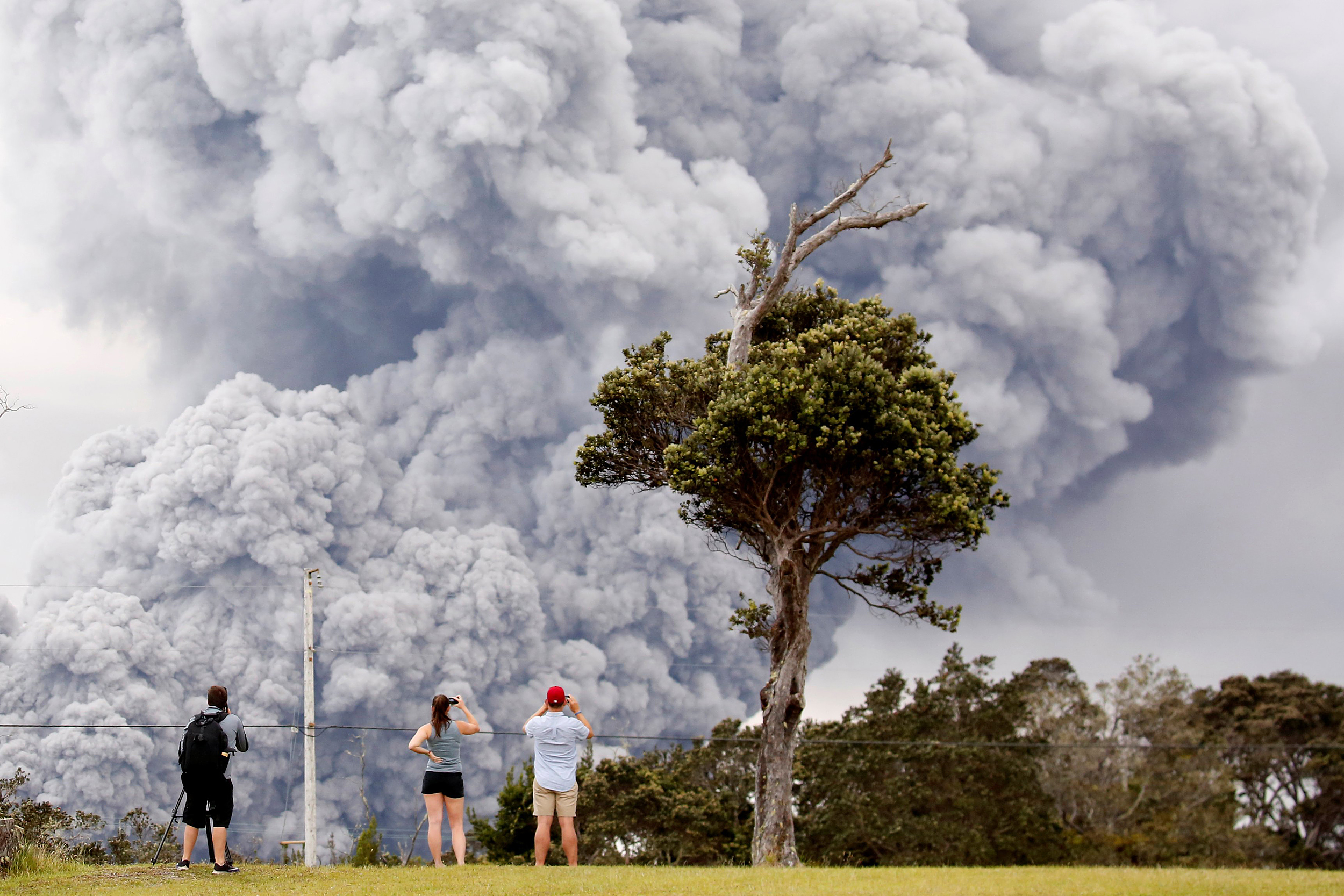The U.S. has over 160 active volcanoes. How likely are they ...