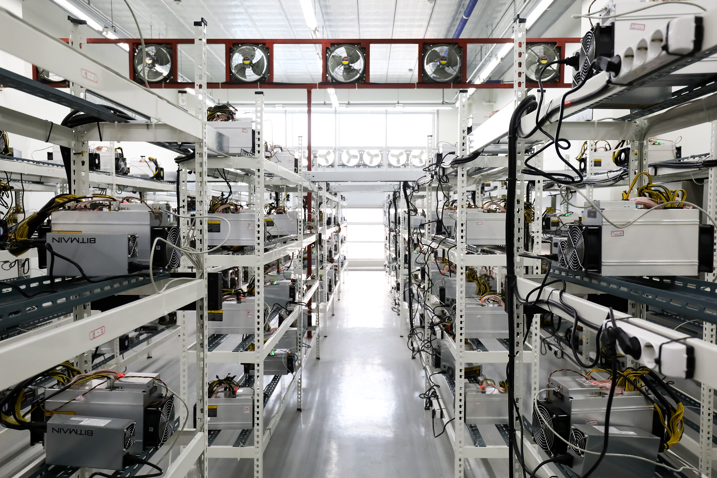 energy cost for mining cryptocurrencies