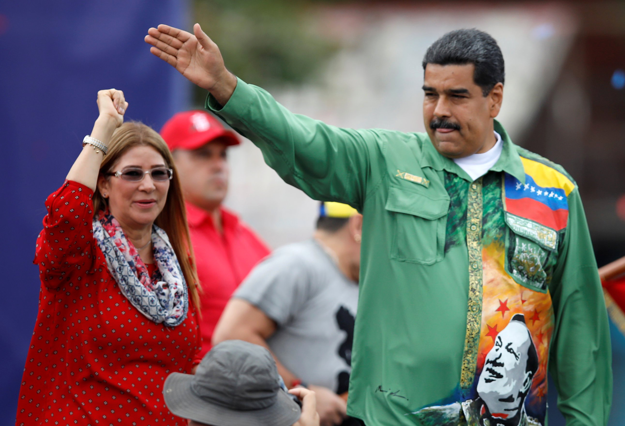 Venezuela's-Maduro-declared-winner-of-second-term-amid-severe-crisis